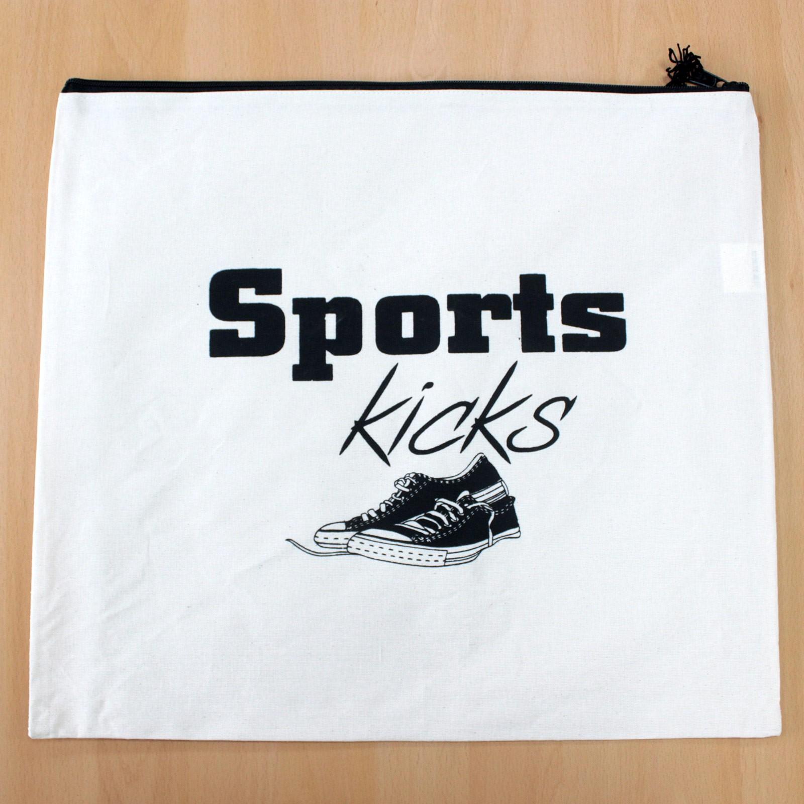 Get Organised Sack Sports Kicks