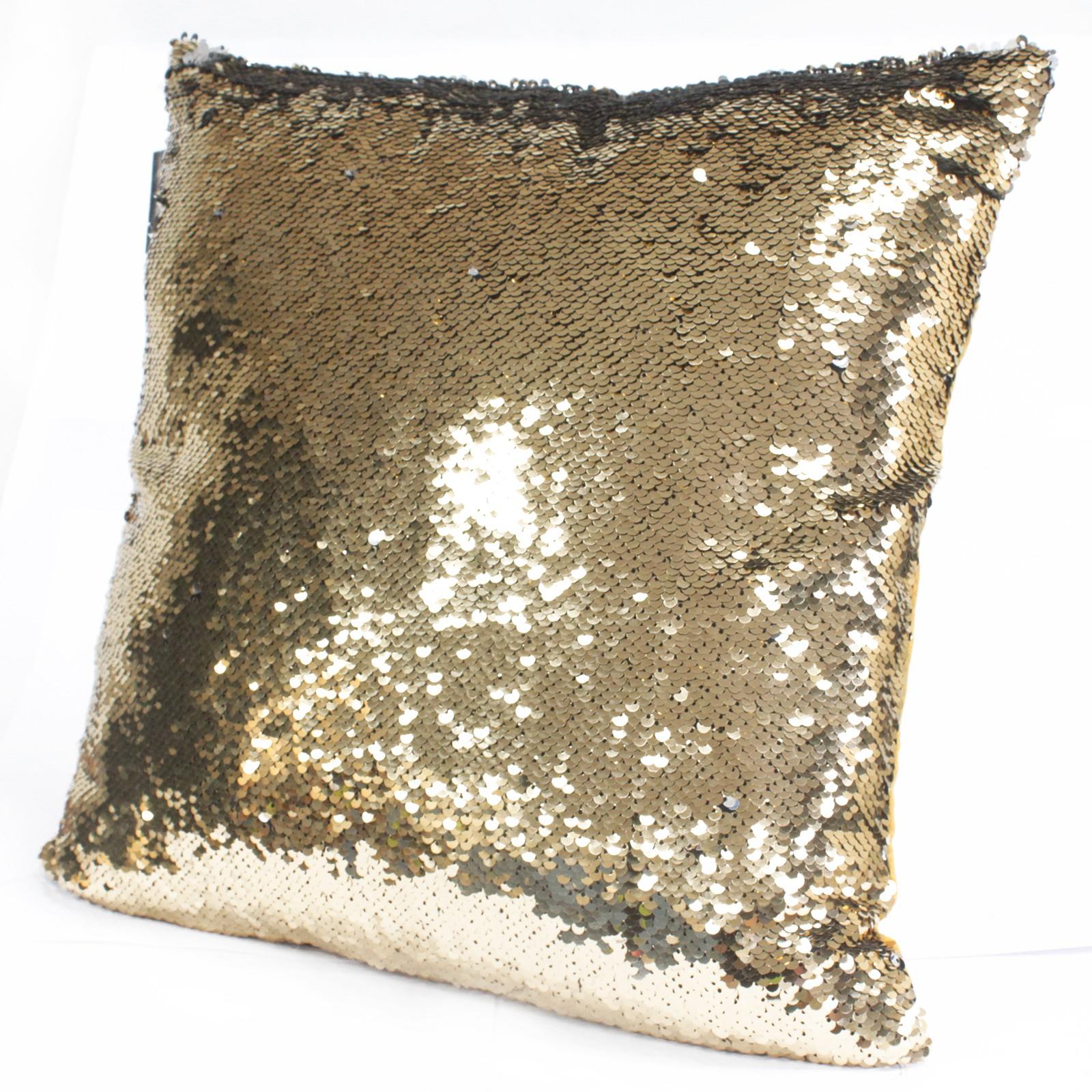 Mermaid Cushion Covers Molten Gold   Quicksilver