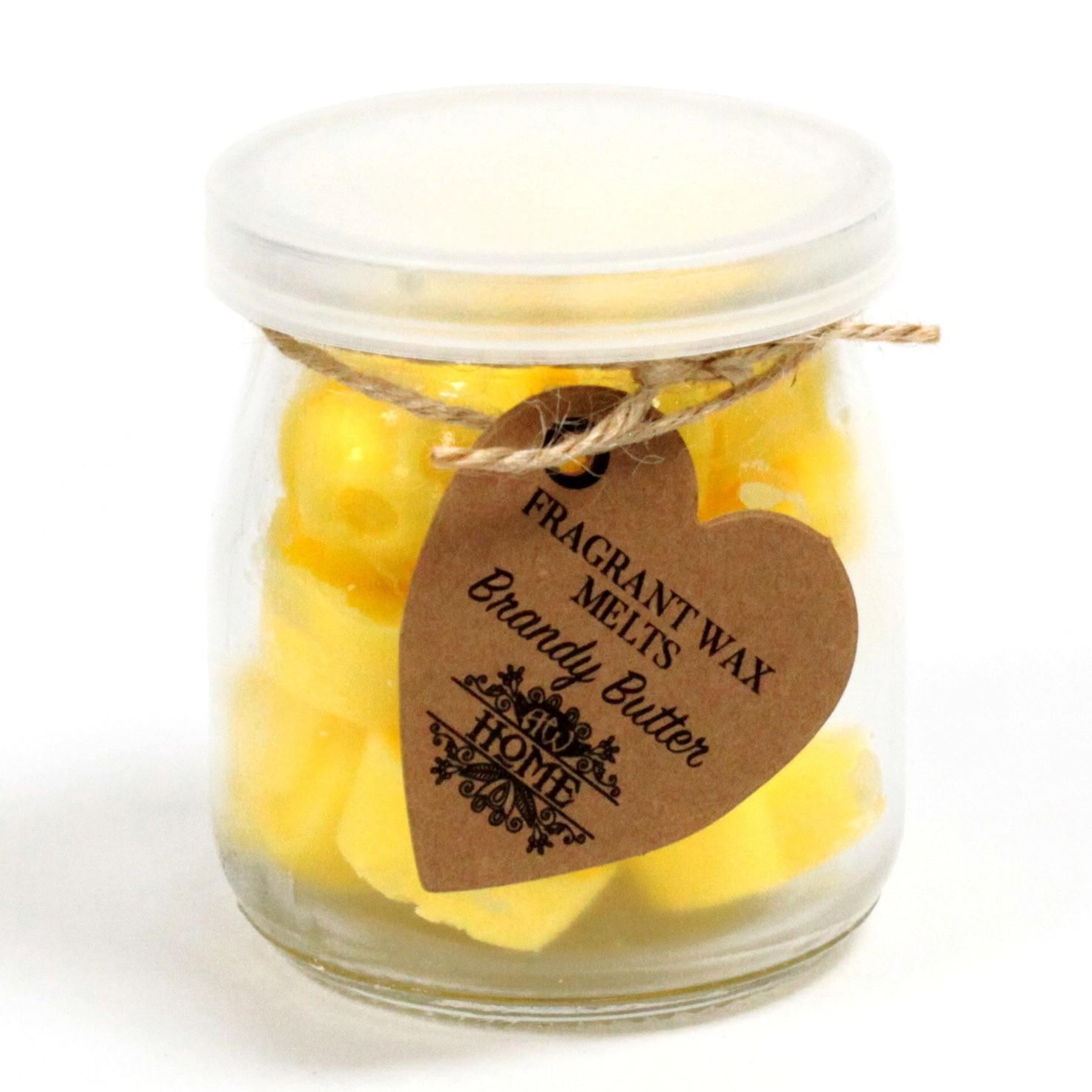 Soywax Melts Jar Brandy Butter