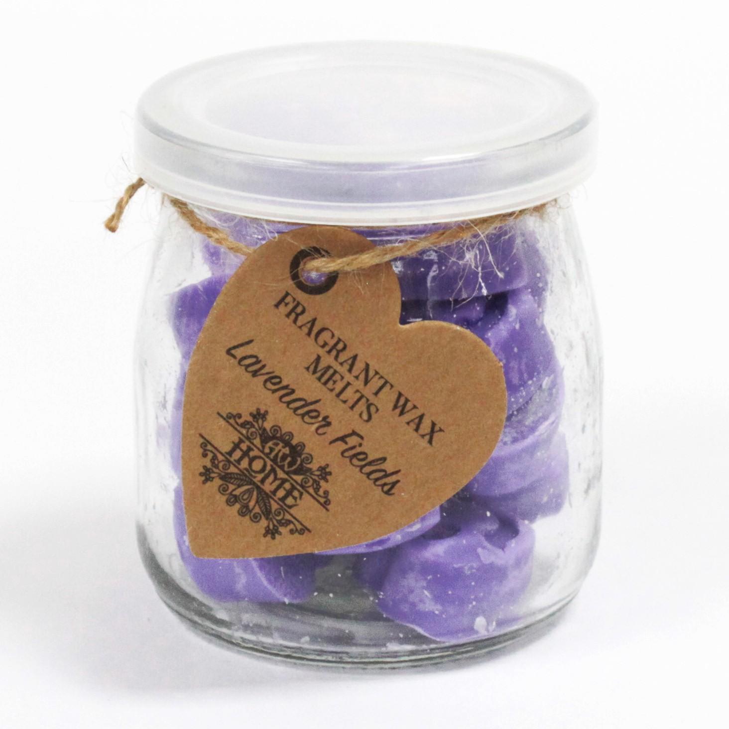 Soywax Melts Jar Lavender Fields
