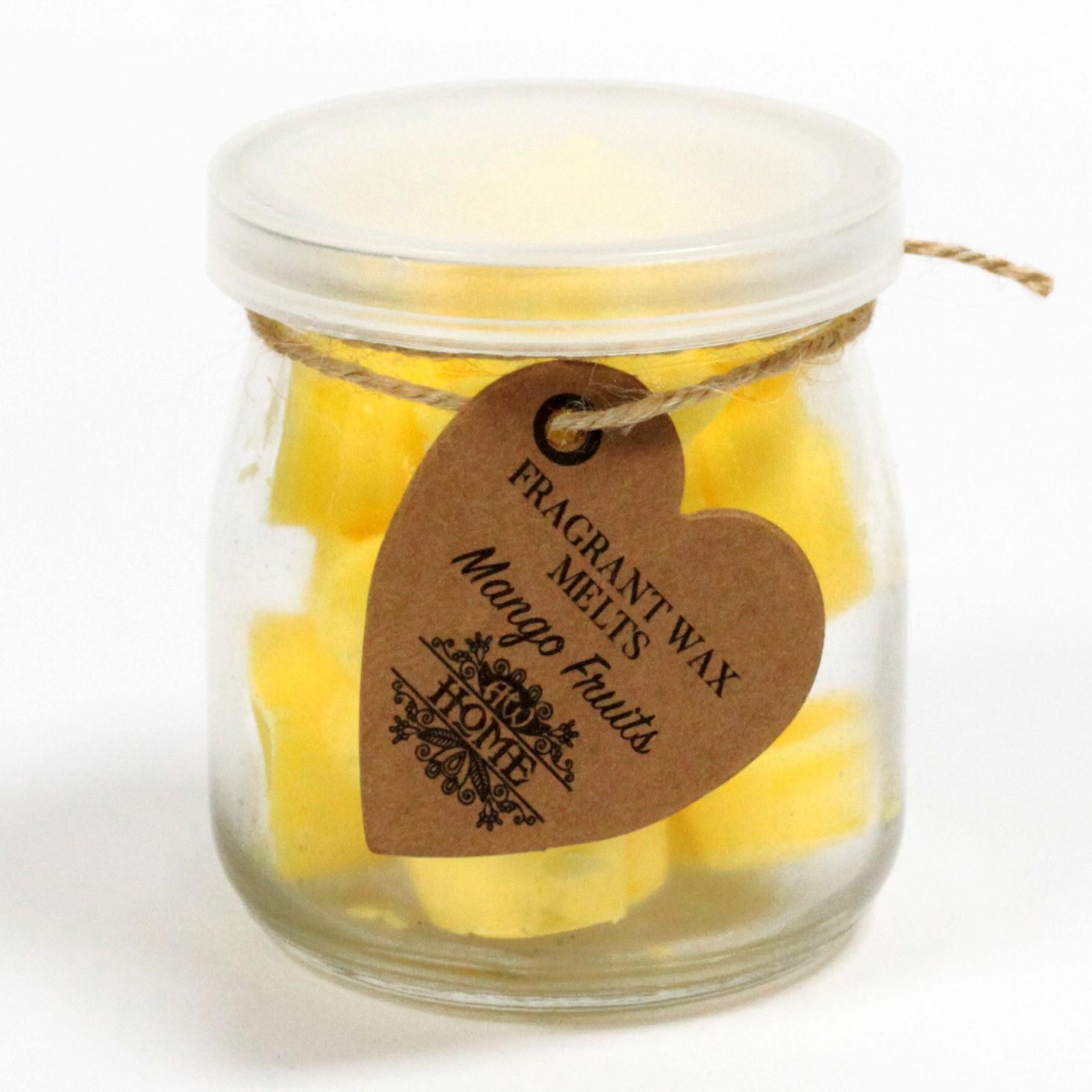 Soywax Melts Jar Mango Fruits