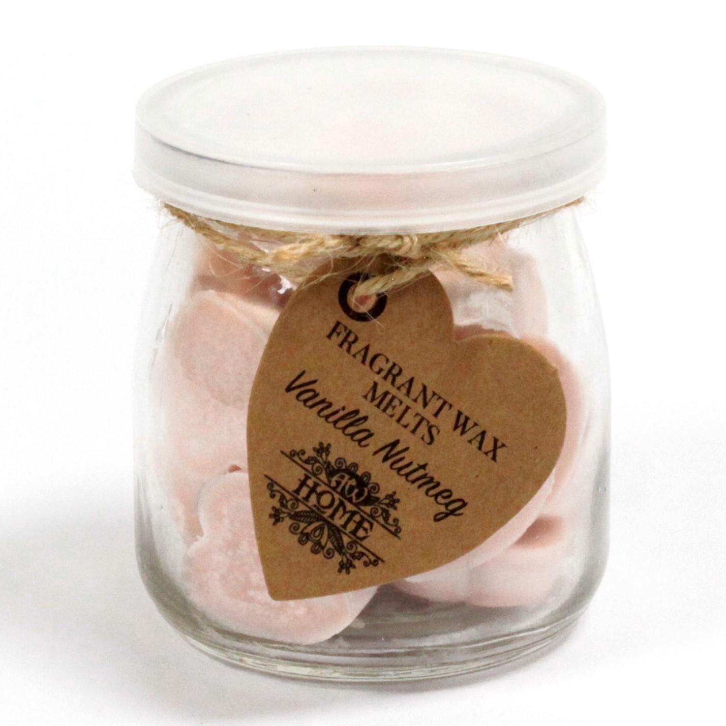 Soywax Melts Jar Vanilla Nutmeg