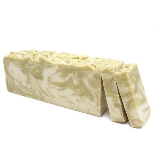 Argan Olive Oil Soap Loaf