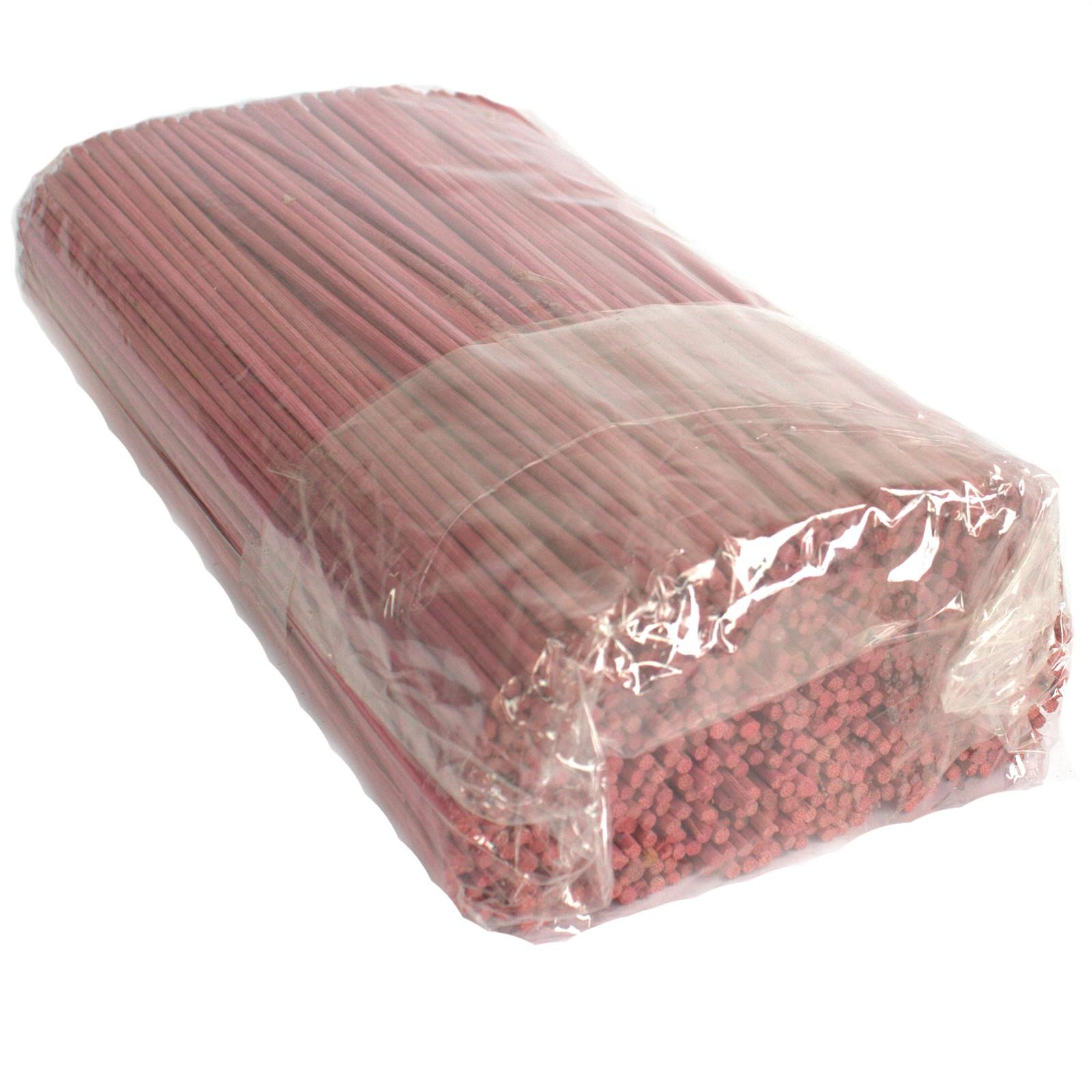 Pink Reed Diffuser Sticks 25cm x 3mm 500gms