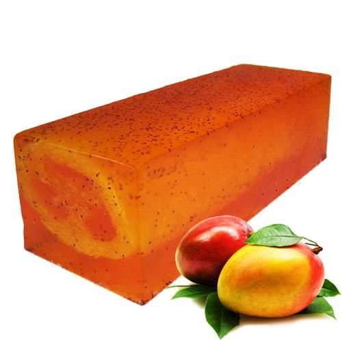 Loofah Soap Loaf Mighty Mango Massage