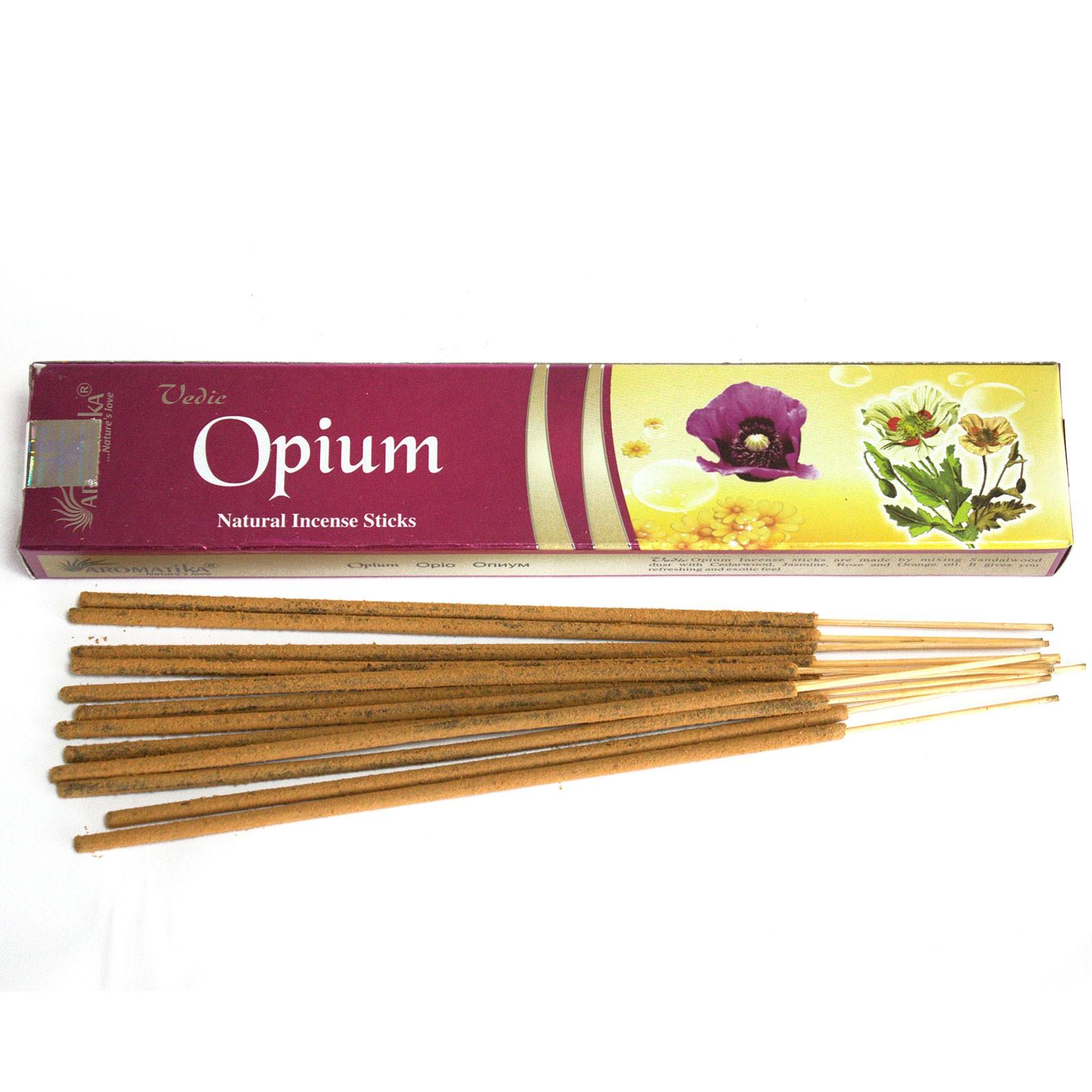 Vedic Incense Sticks Opium