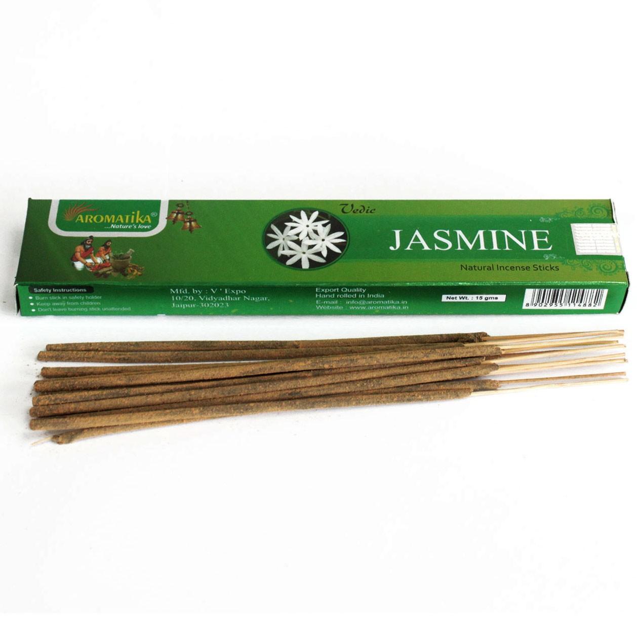 Vedic Incense Sticks Jasmine