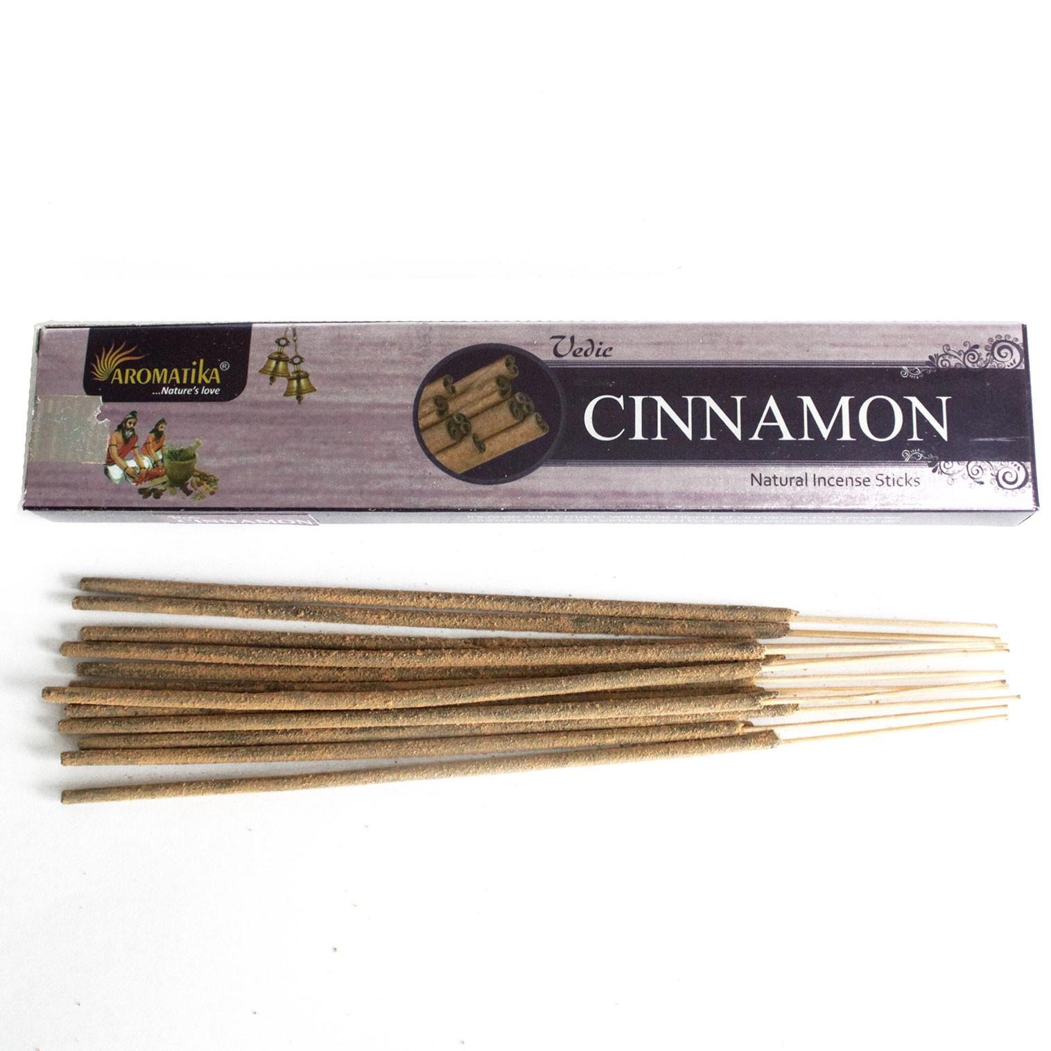 Vedic Incense Sticks Cinnamon
