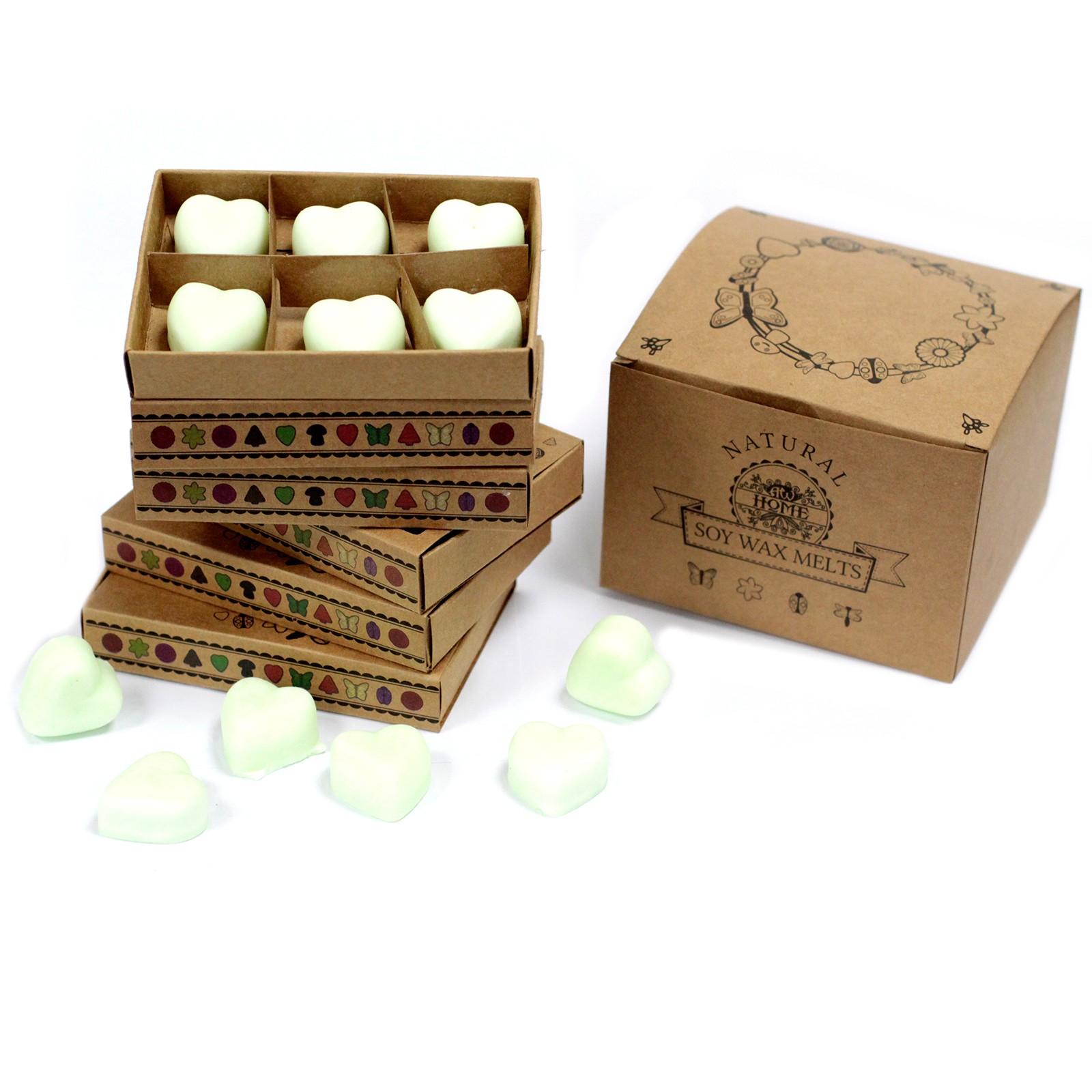 Box of 6 Wax Melts Apple Spice