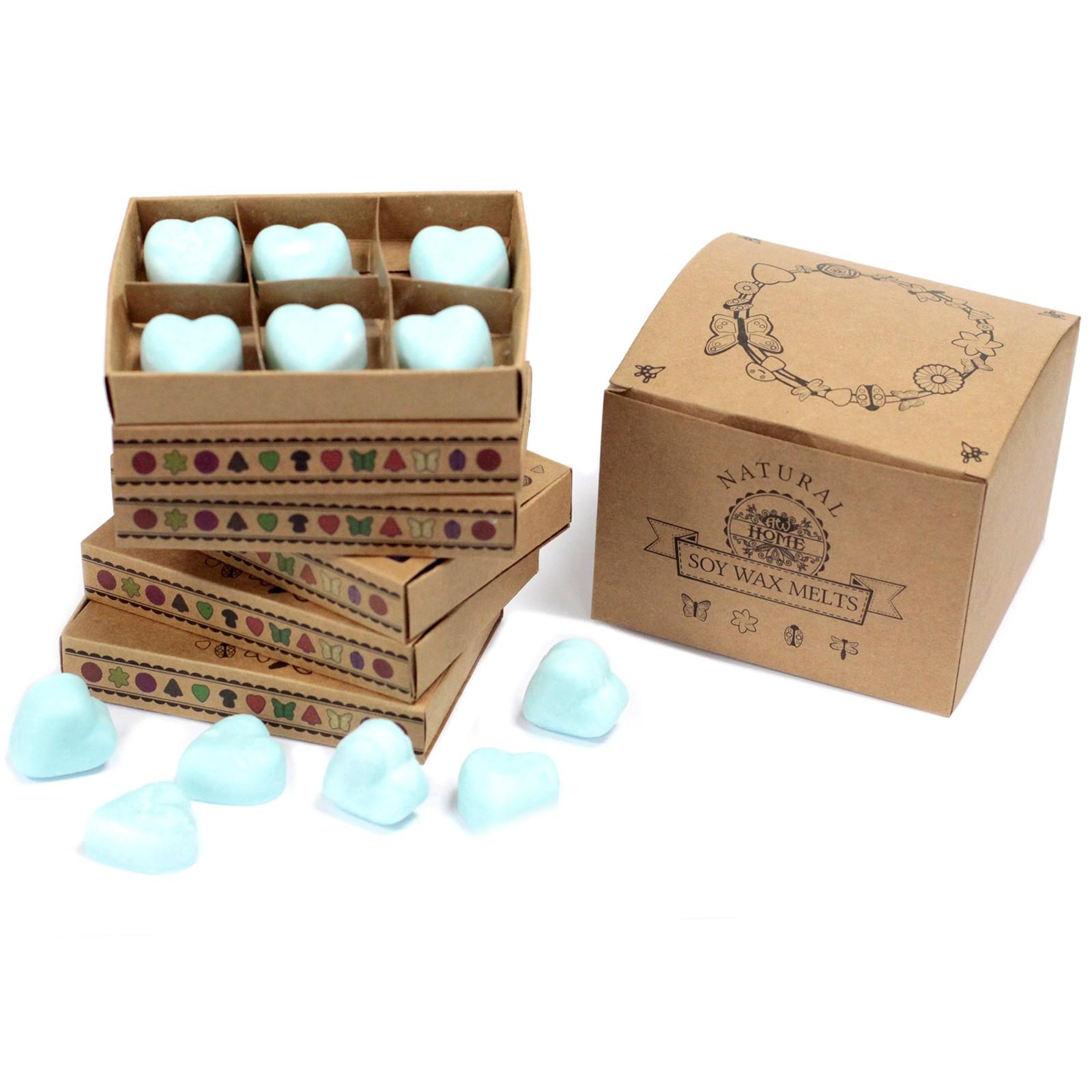Box of 6 Wax Melts Nagchampa