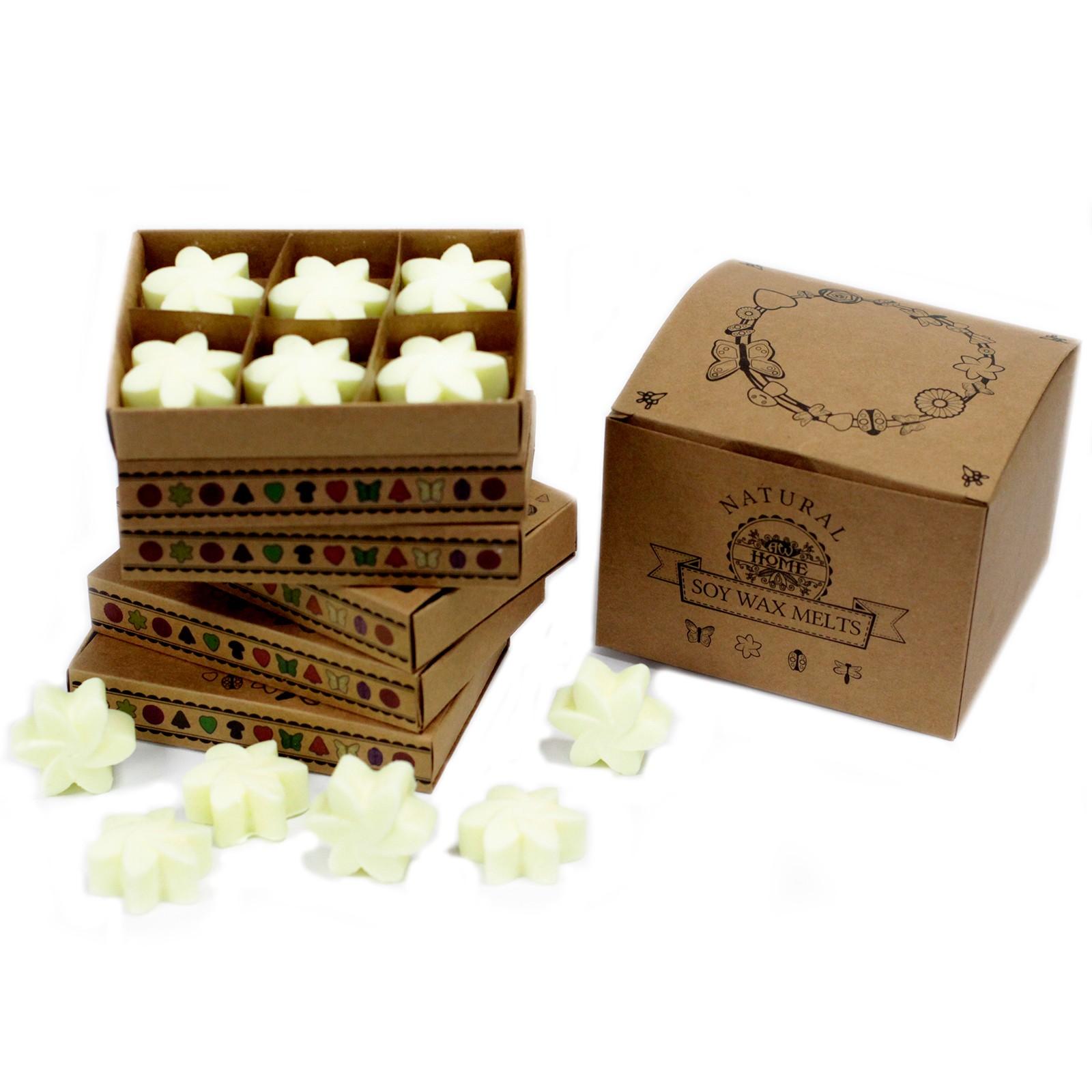 Box of 6 Wax Melts Lemon Harvest