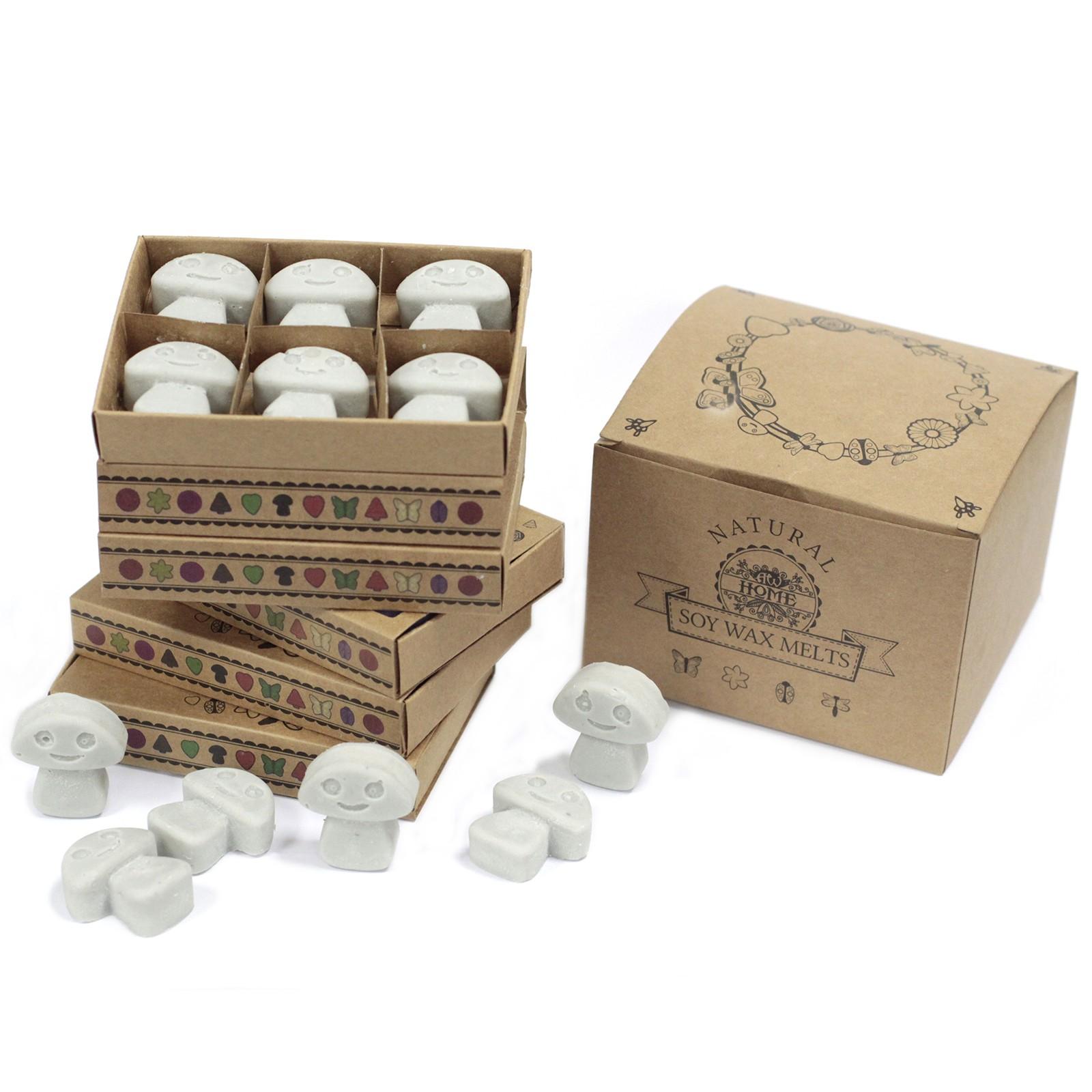 Box of 6 Wax Melts Dark Patchouli