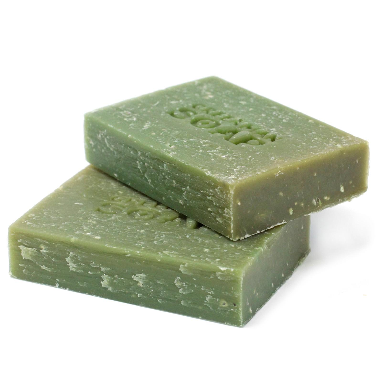 Greenman Soap Slice 100g Gardener's Scrub