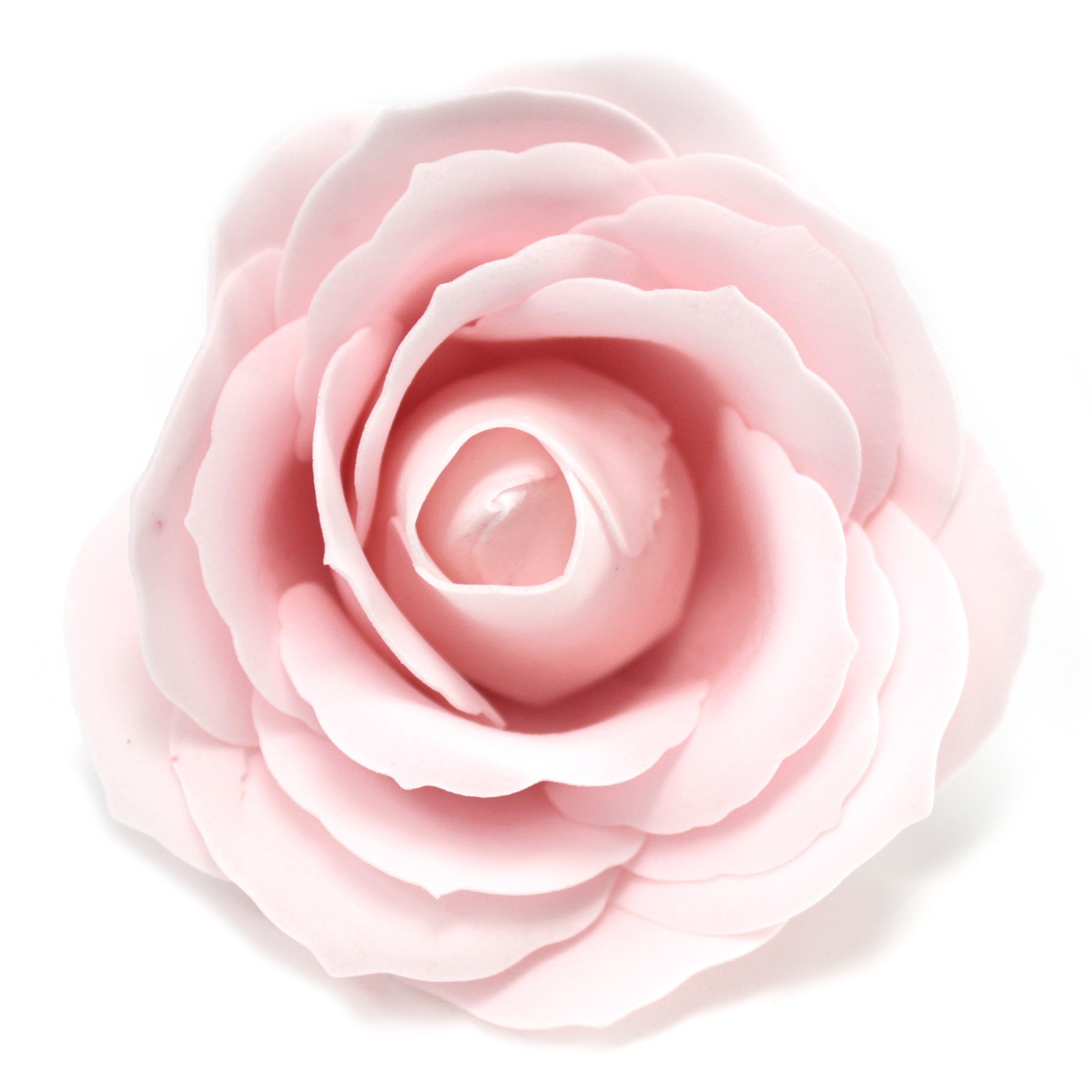 Craft Soap Flowers Lrg Rose Pink