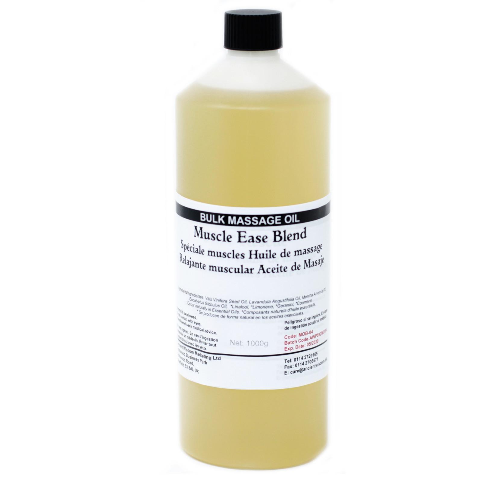 Muscle Ease 1Kg Massage Oil
