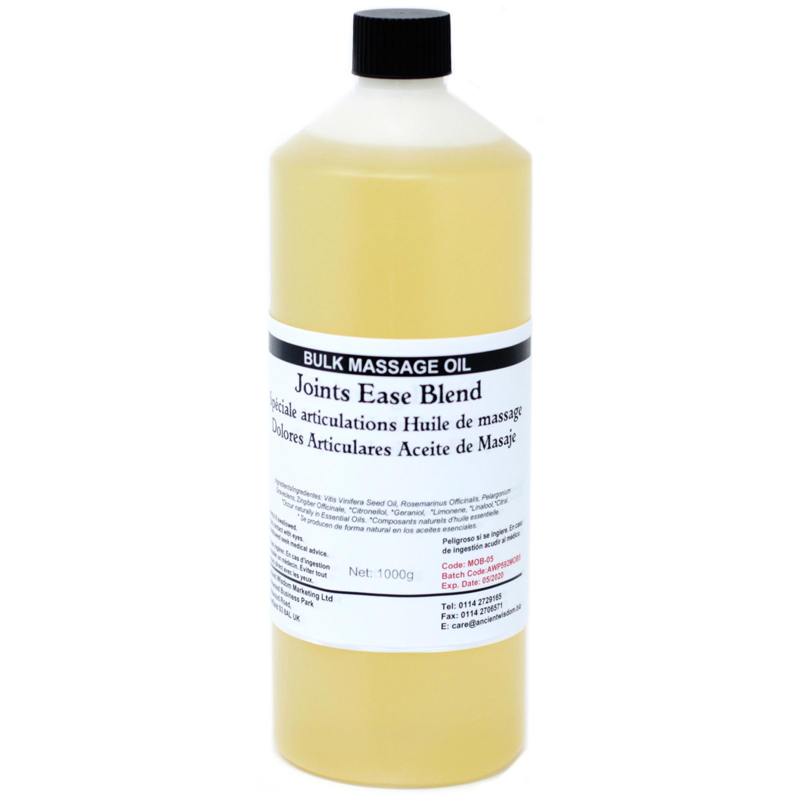Joints Ease 1Kg Massage Oil