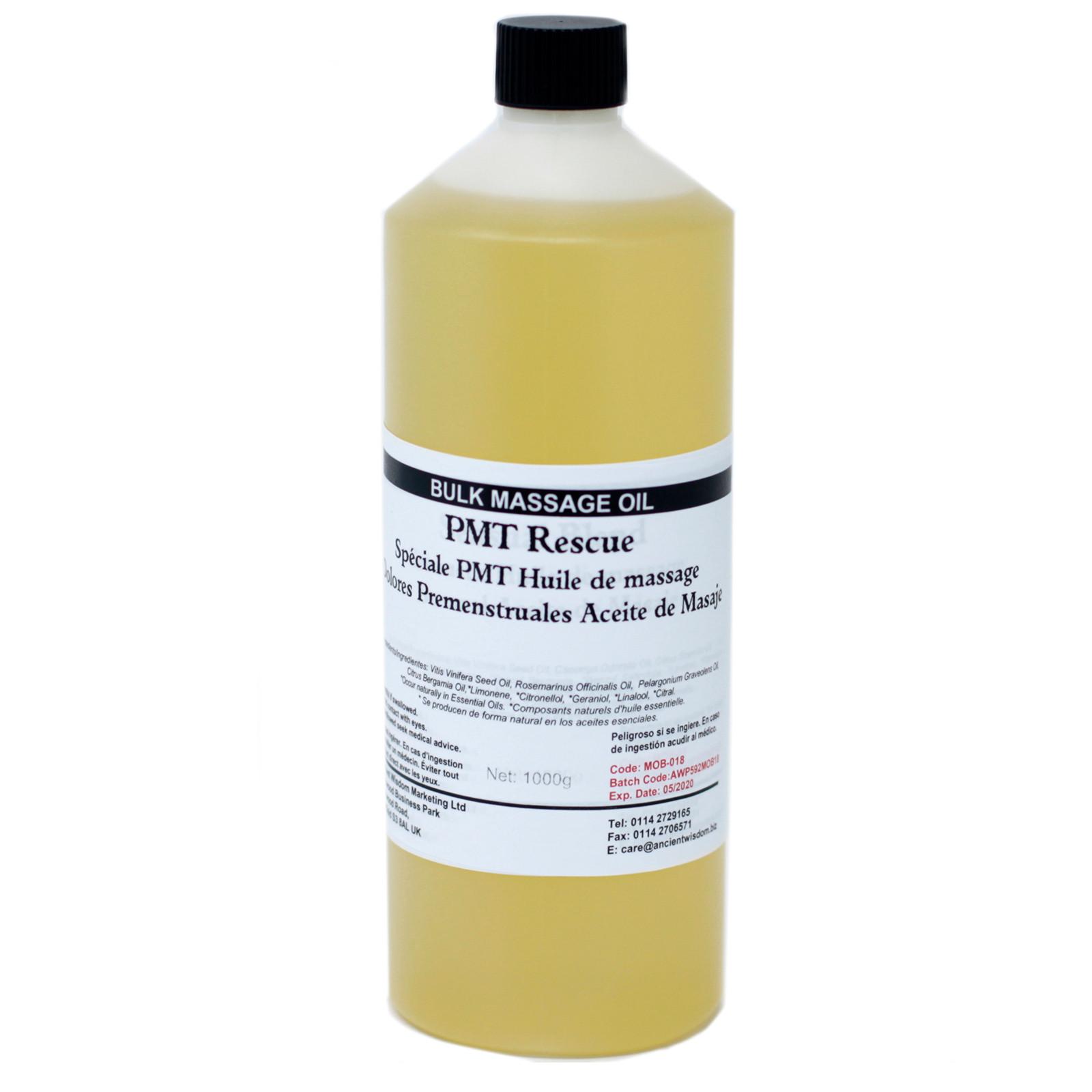 PMT Rescue 1Kg Massage Oil