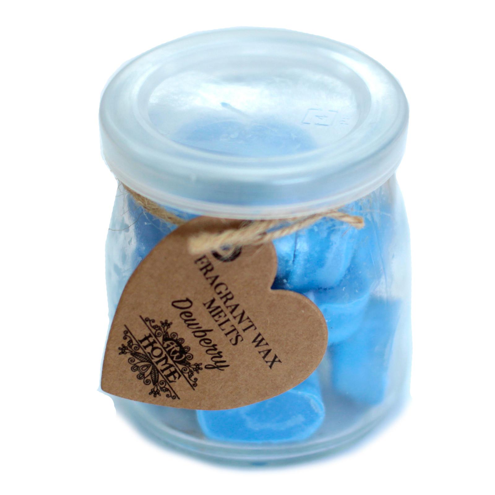 Soywax Melts Jar Dewberry