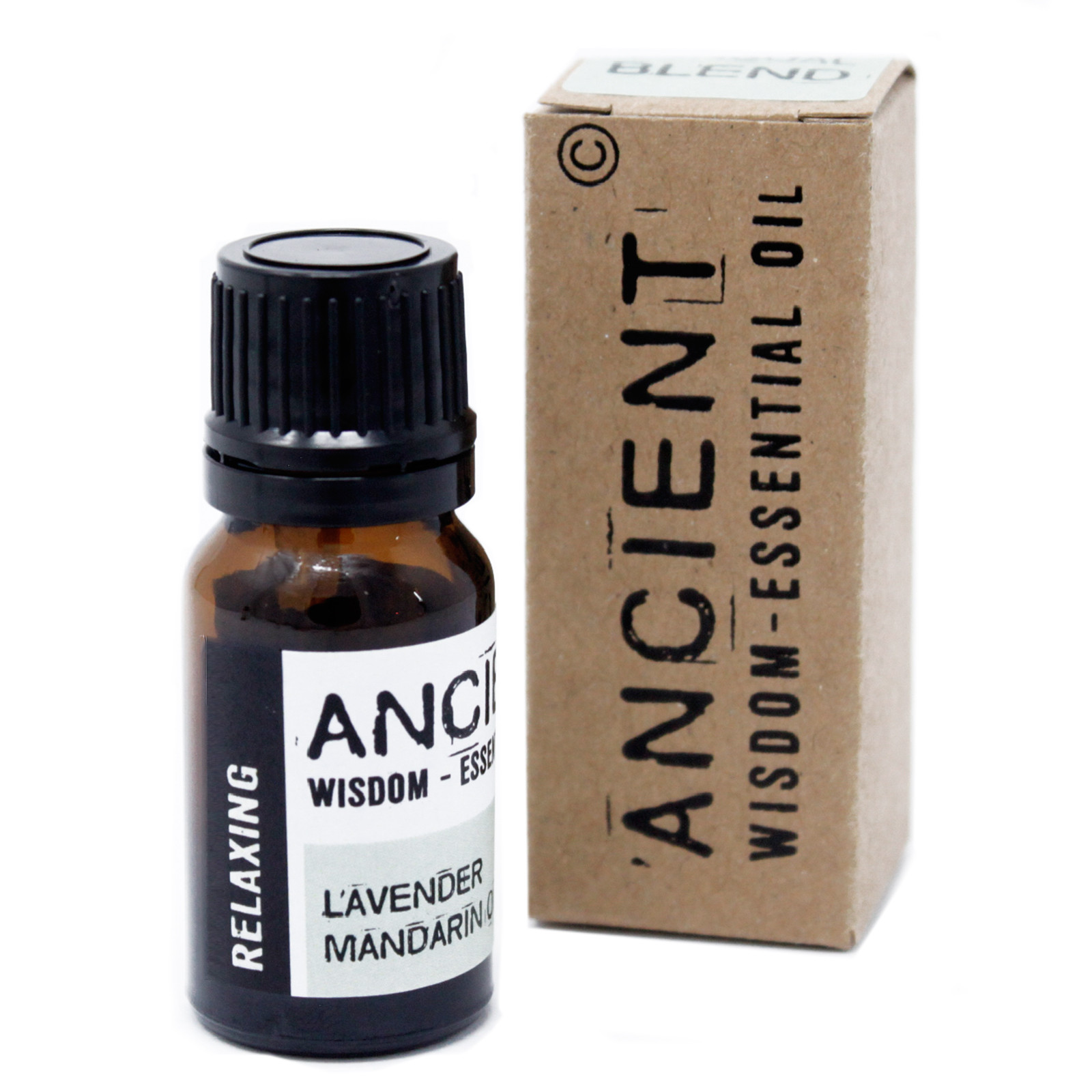 Relaxing Essential Oil Blend Boxed 10ml