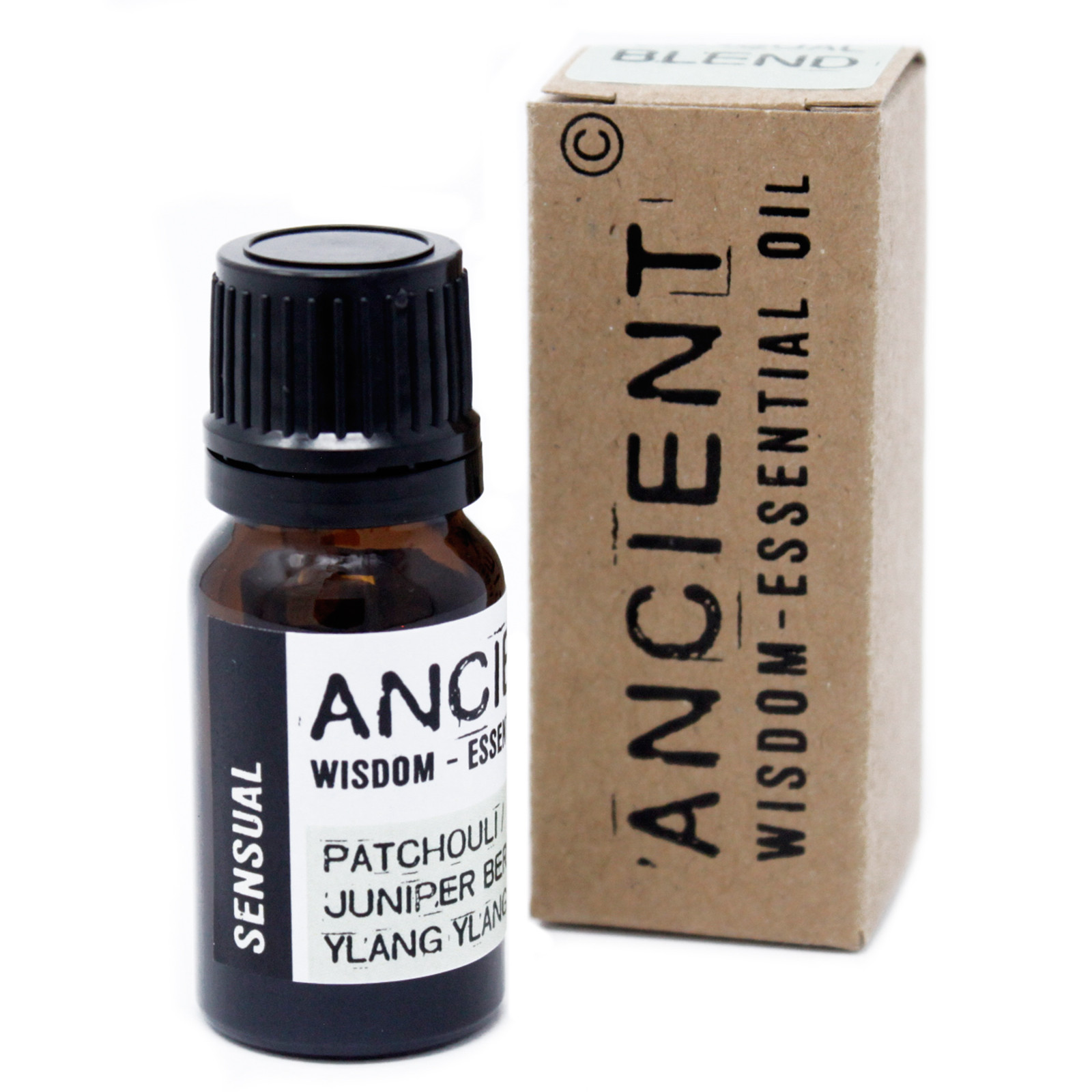 Sensual Essential Oil Blend Boxed 10ml