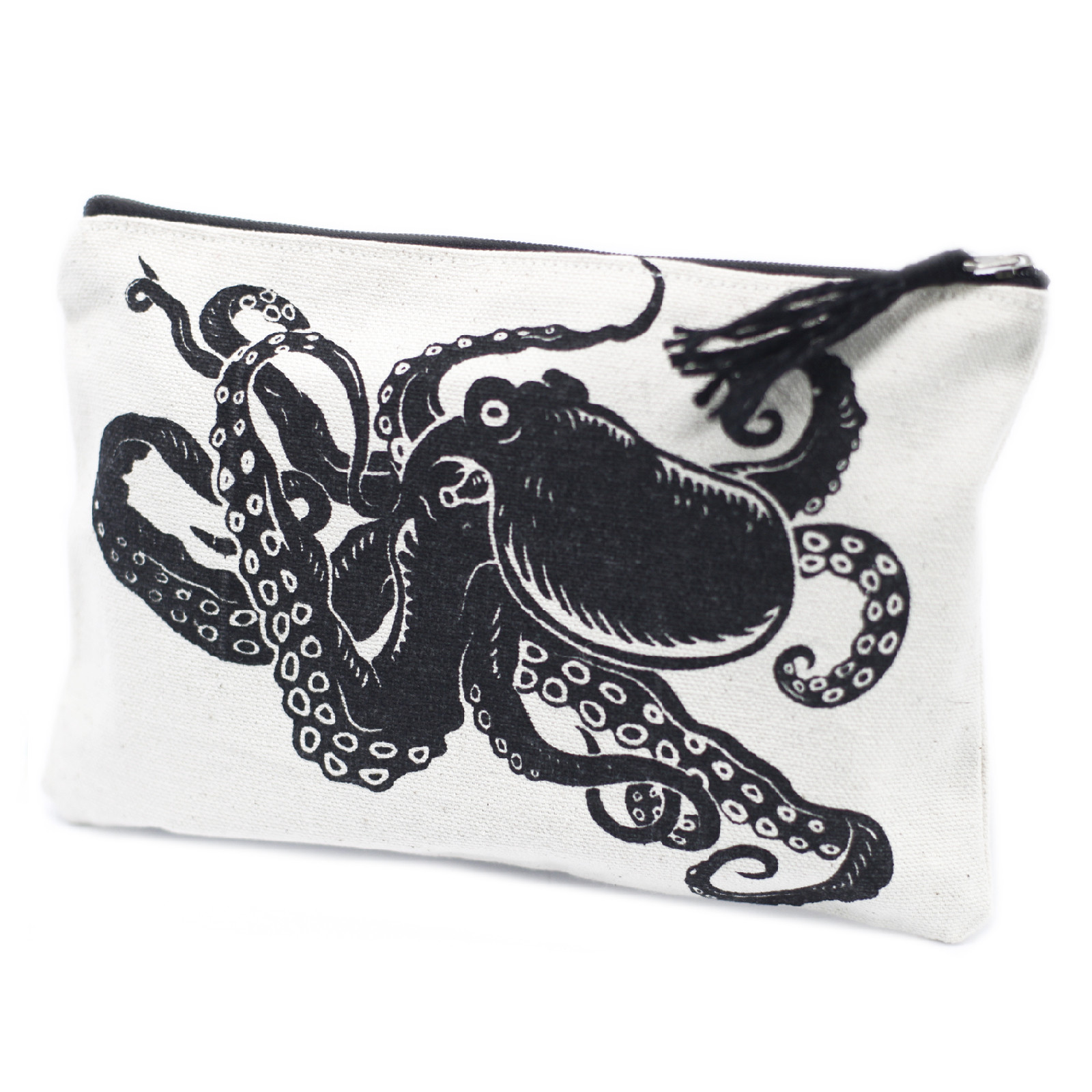 Classic Zip Pouch Tentacles