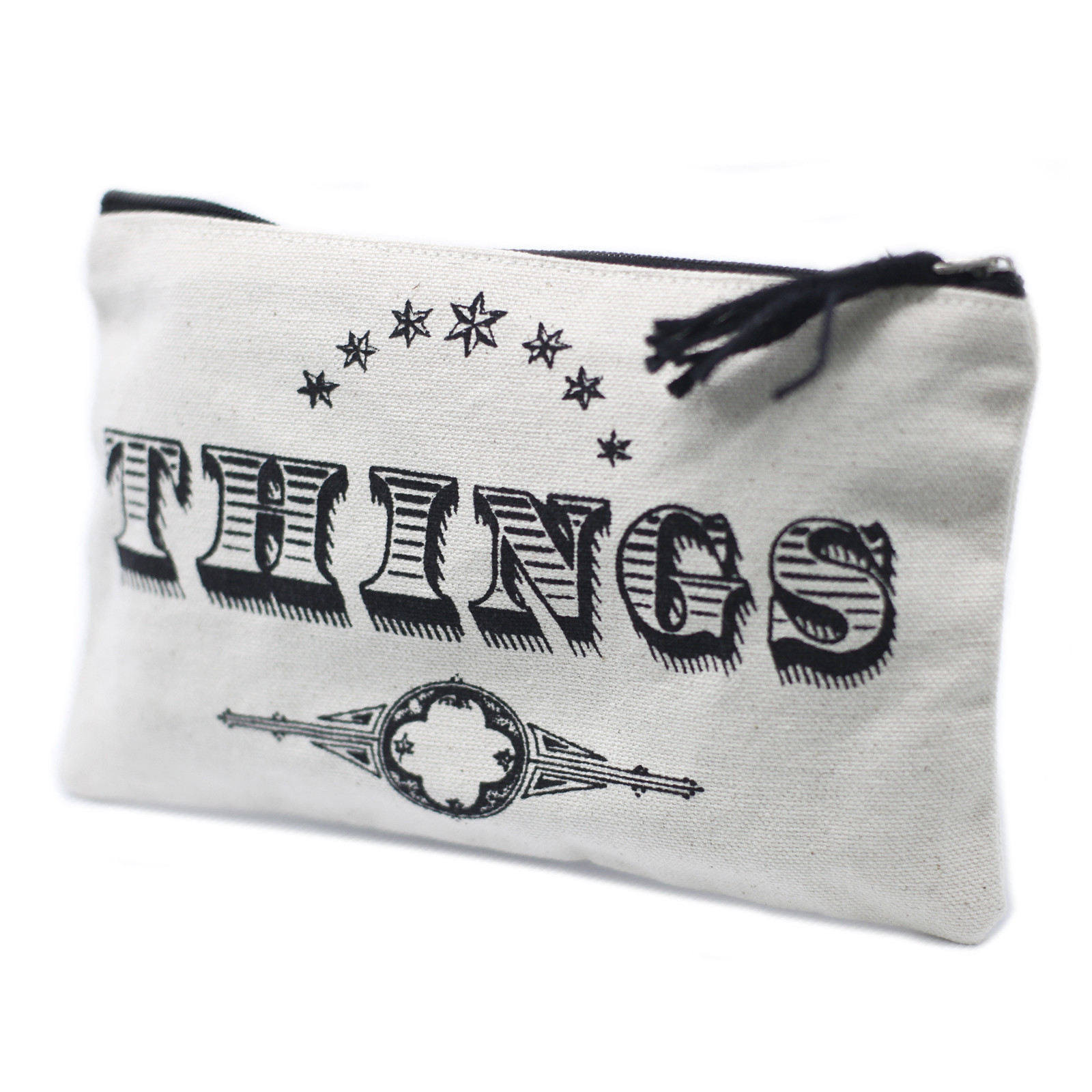 Classic Zip Pouch Things