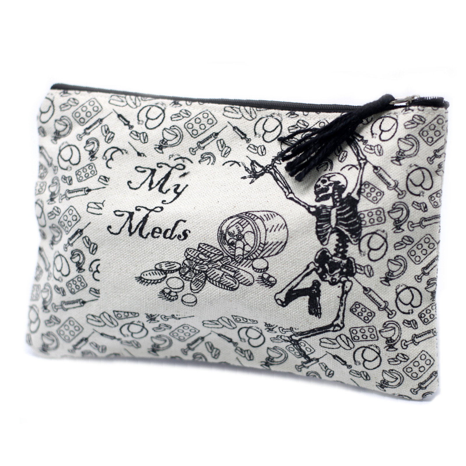 Classic Zip Pouch My Med