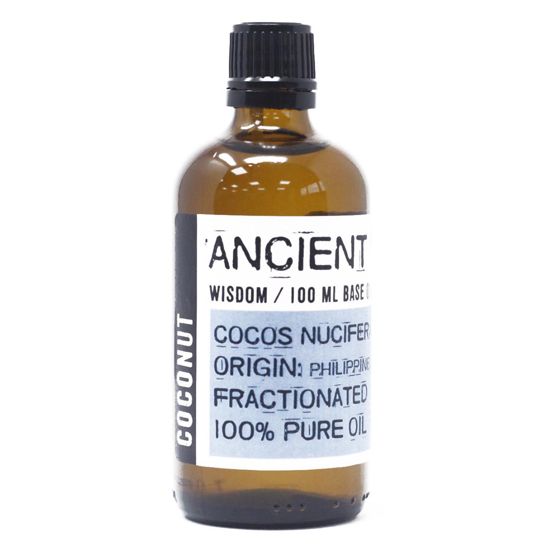 Fractionated Coconut Oil 100ml
