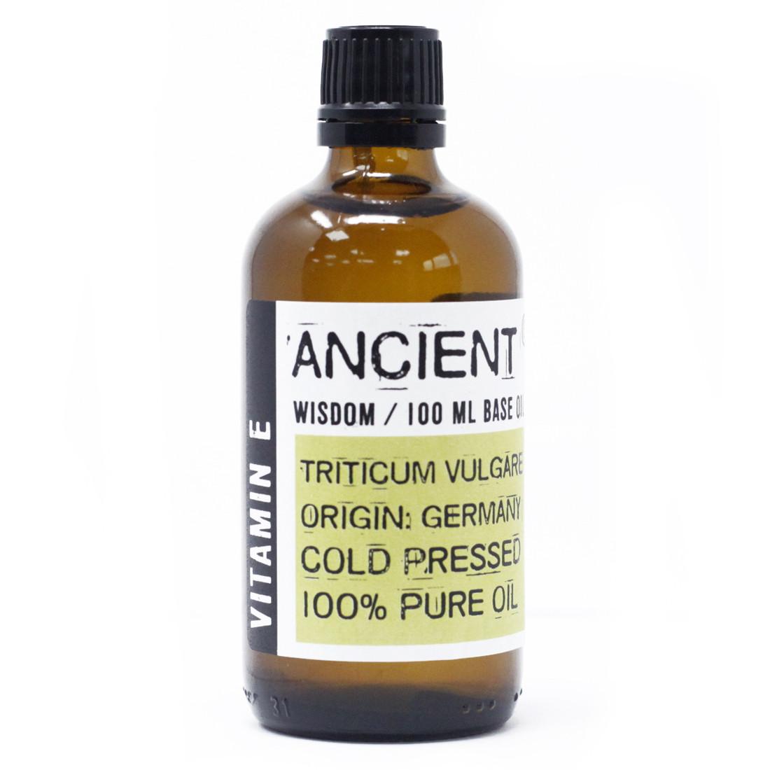 Natural Vitamin E Oil 100ml