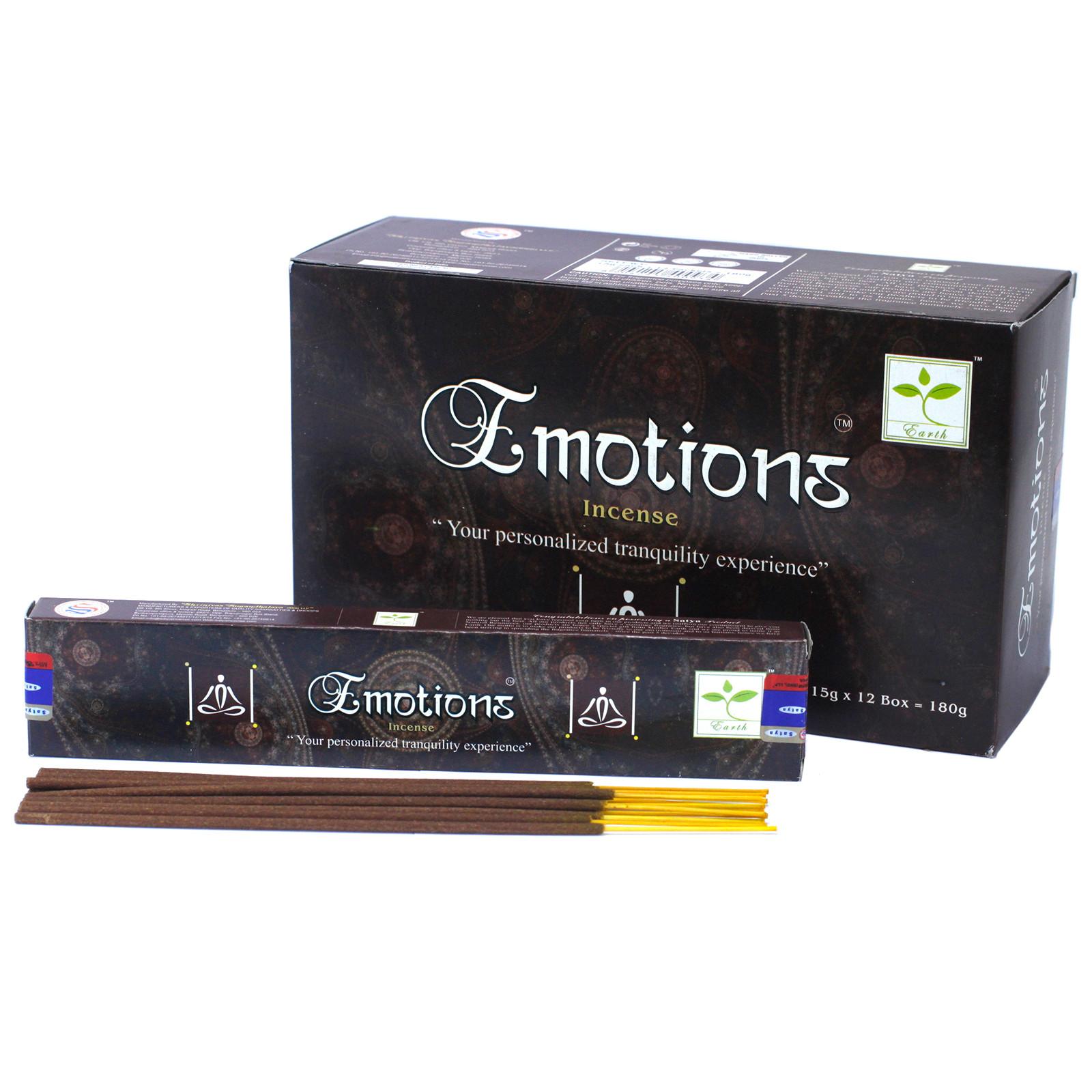 Satya Incense 15gm Emotion