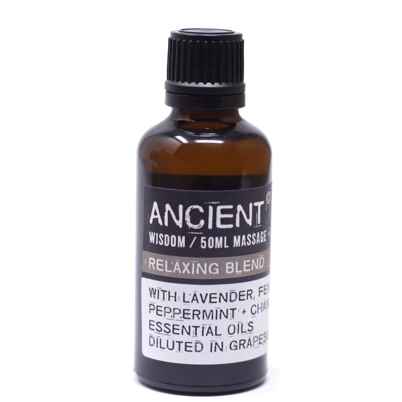 Relaxing Massage Oil 50ml