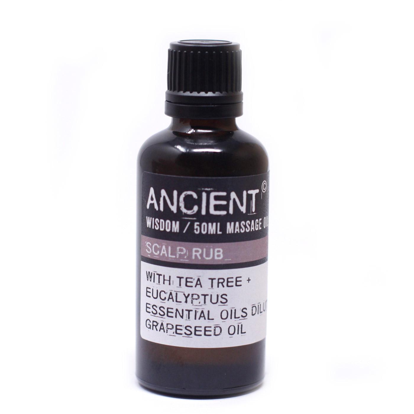 Scalp Massage Oil 50ml