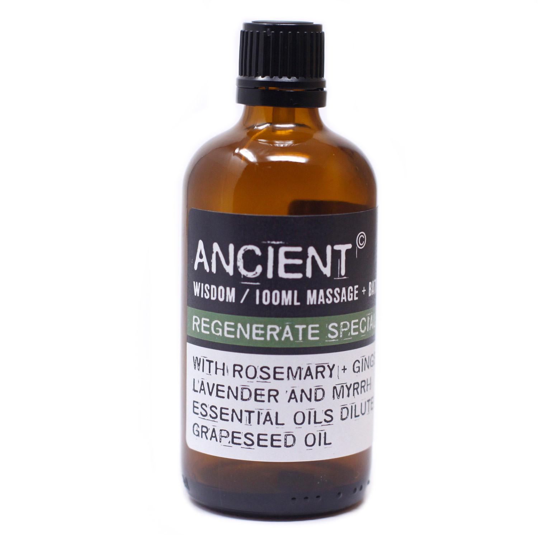 Regenerate Special A2 Massage Oil 100ml