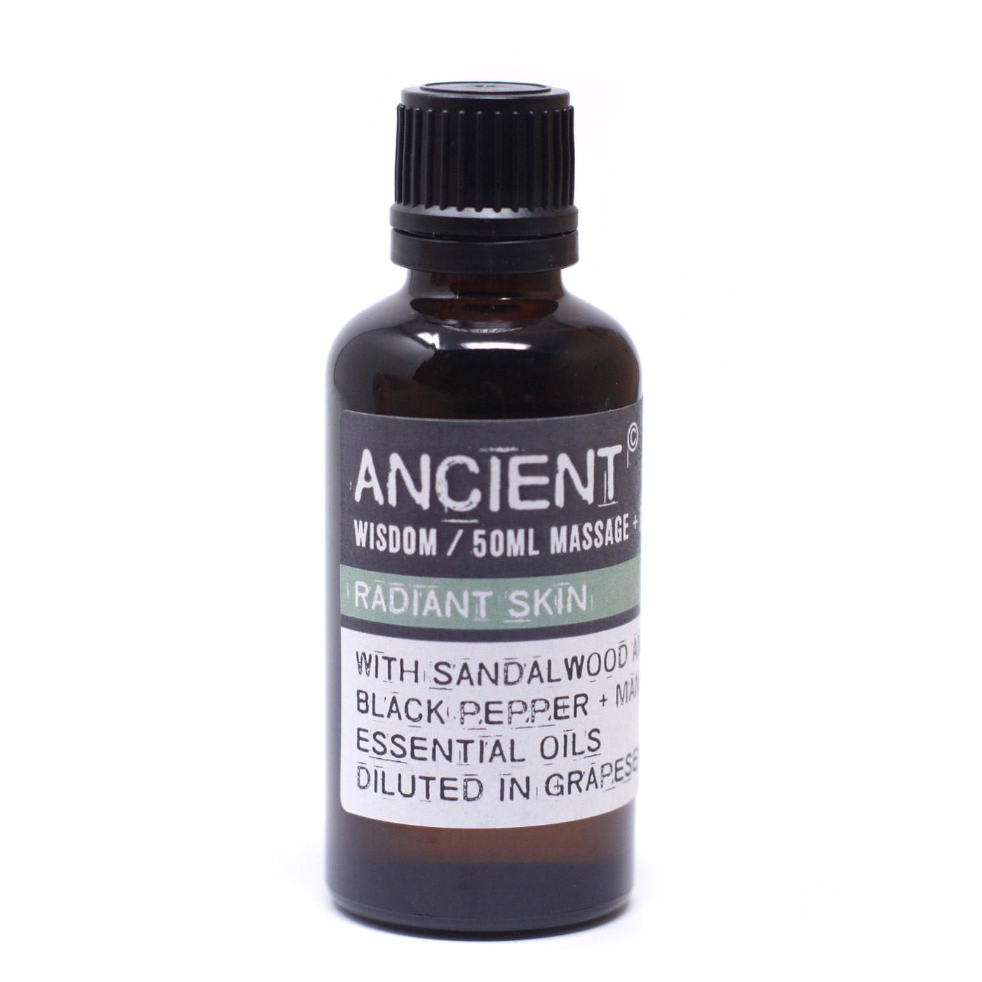 Radiant Skin Massage Oil 50ml