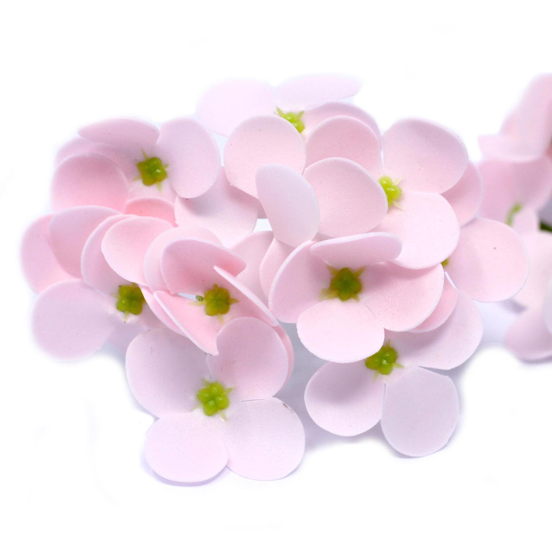 Craft Soap Flowers Hyacinth Bean Pink