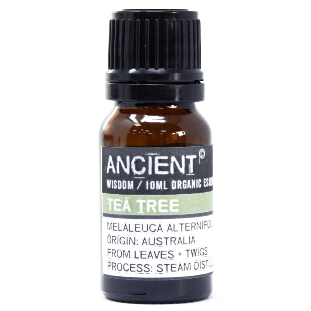 Tea Tree Organic Essential Oil 10ml