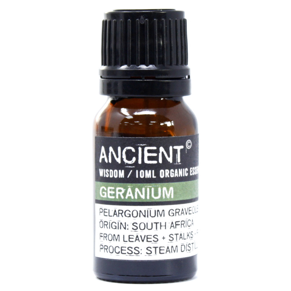 Geranium Organic Essential Oil 10ml