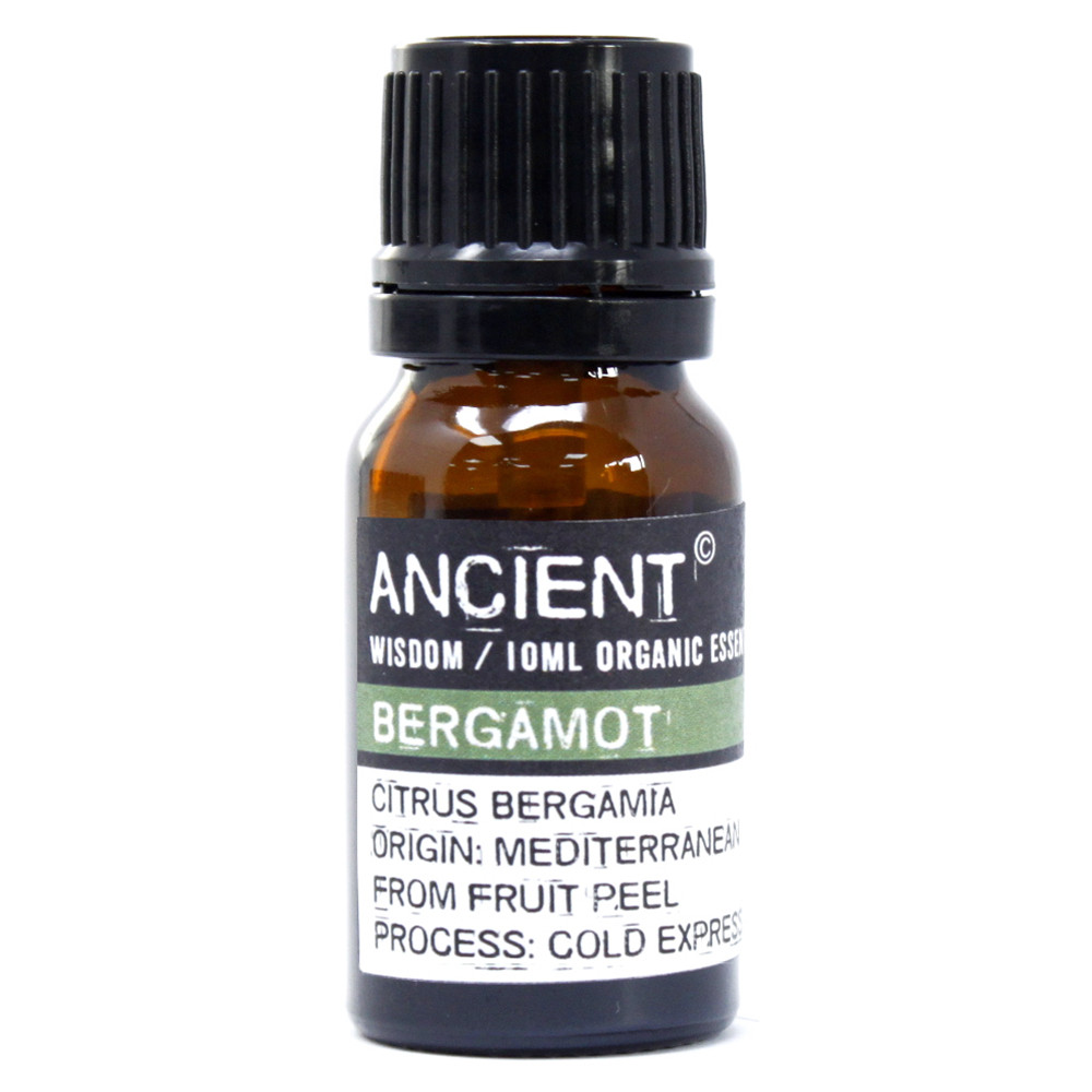Bergamot Organic Essential Oil 10ml