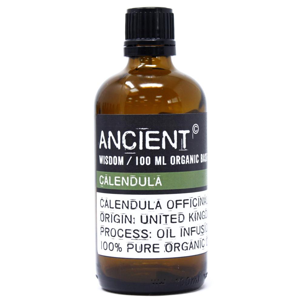 Calendula Organic Base Oil 100ml