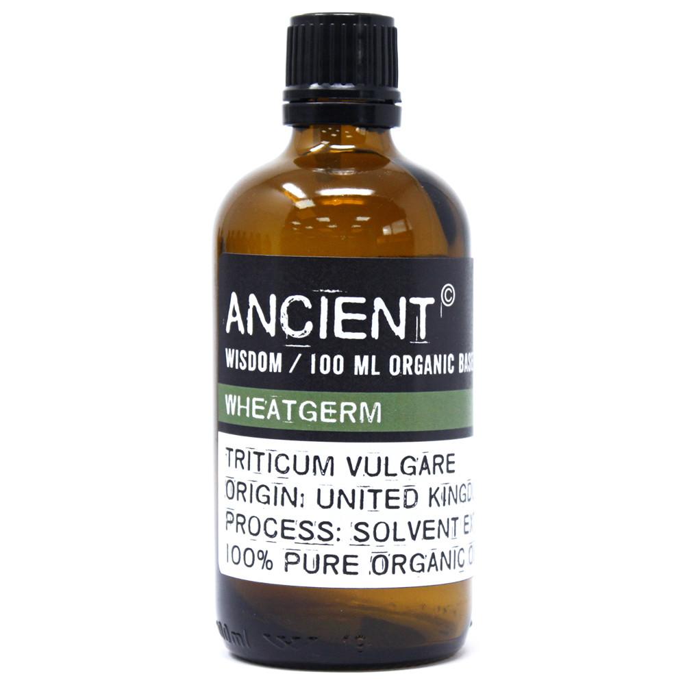 Wheatgerm Organic Base Oil 100ml