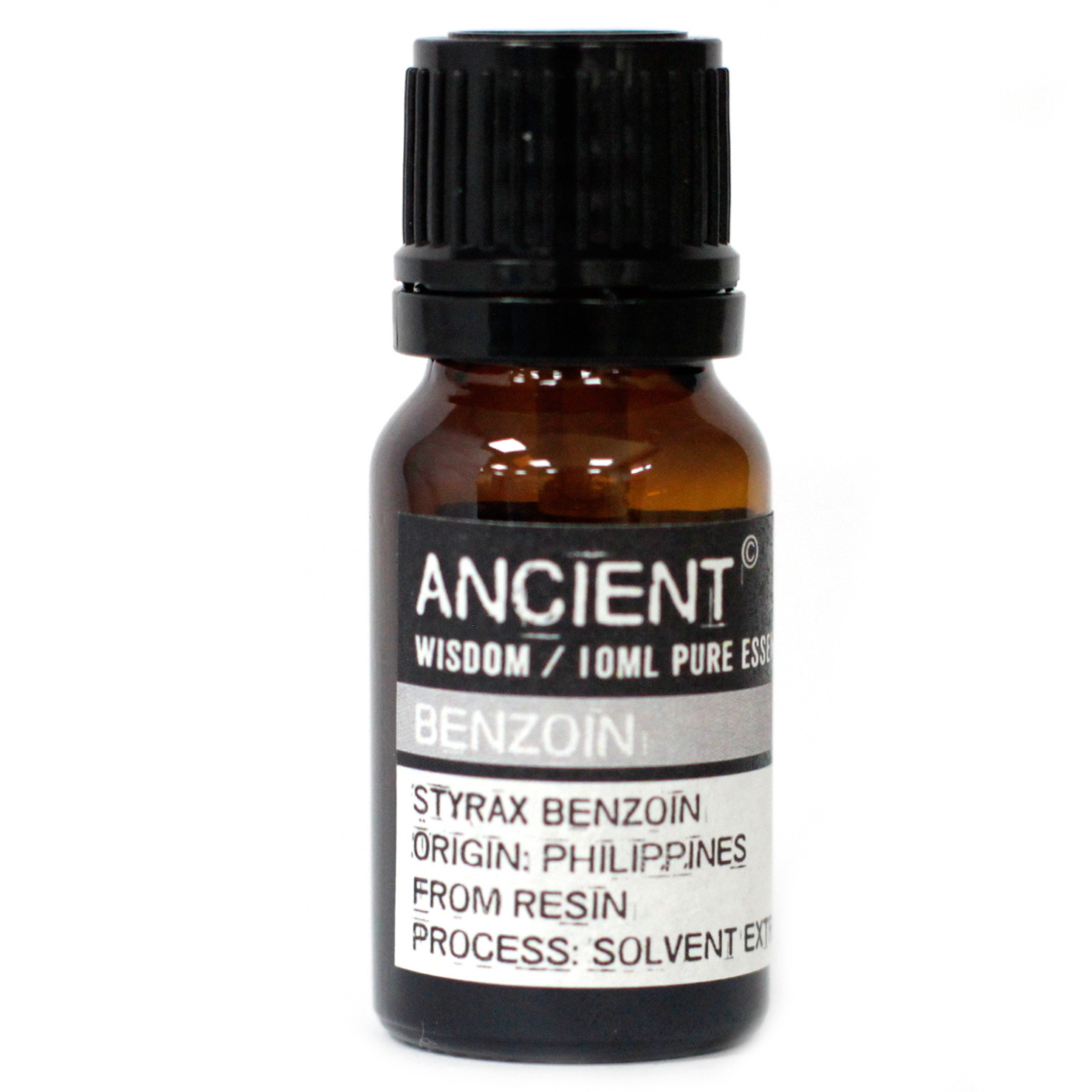10 ml Benzoin Essential Oil DiluteDpg