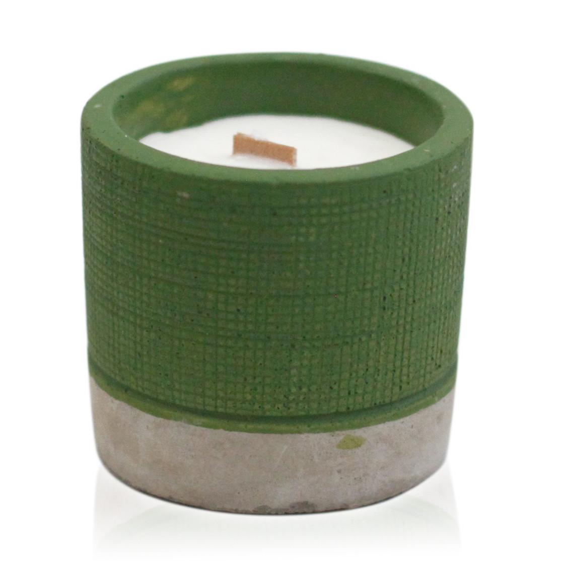 Pot Green Sea Moss and Herbs