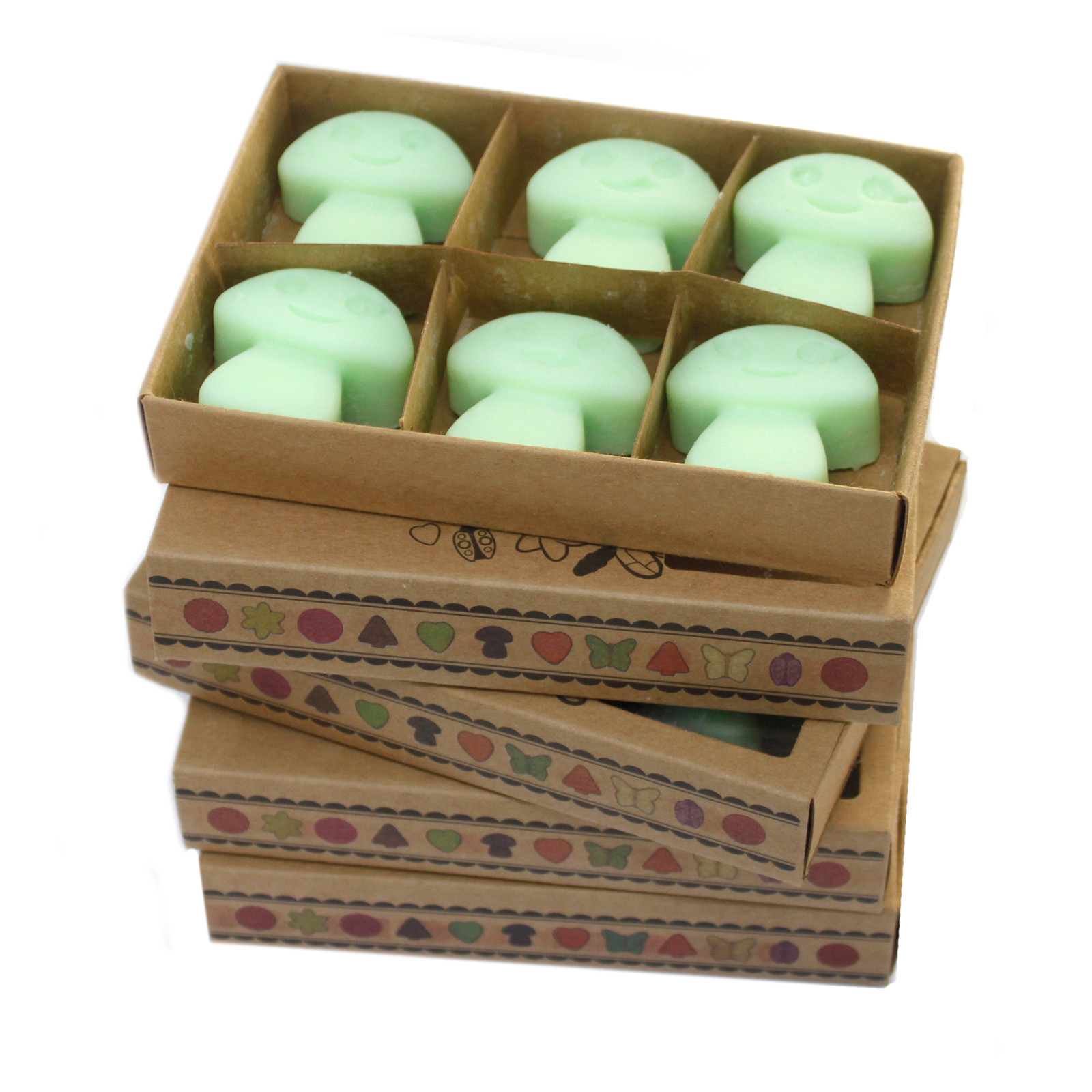 Box of 6 Wax Melts Liquorice