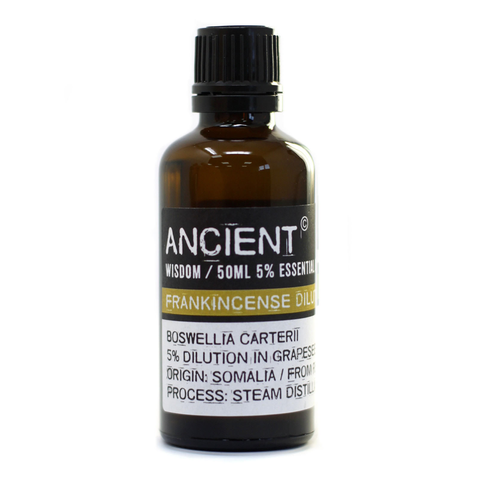 Frankincense Dilute 50ml
