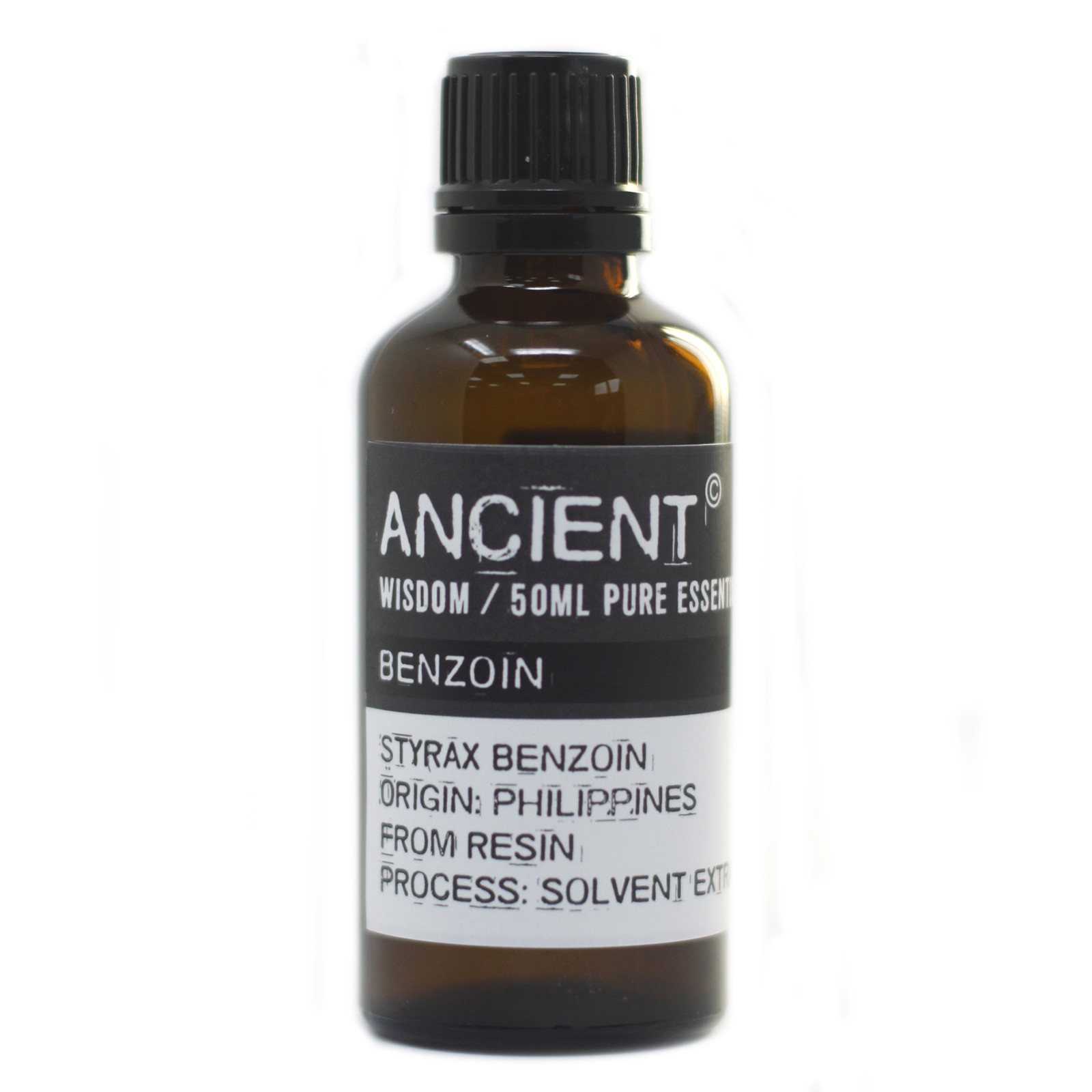 Benzoin DiluteDpg 50ml