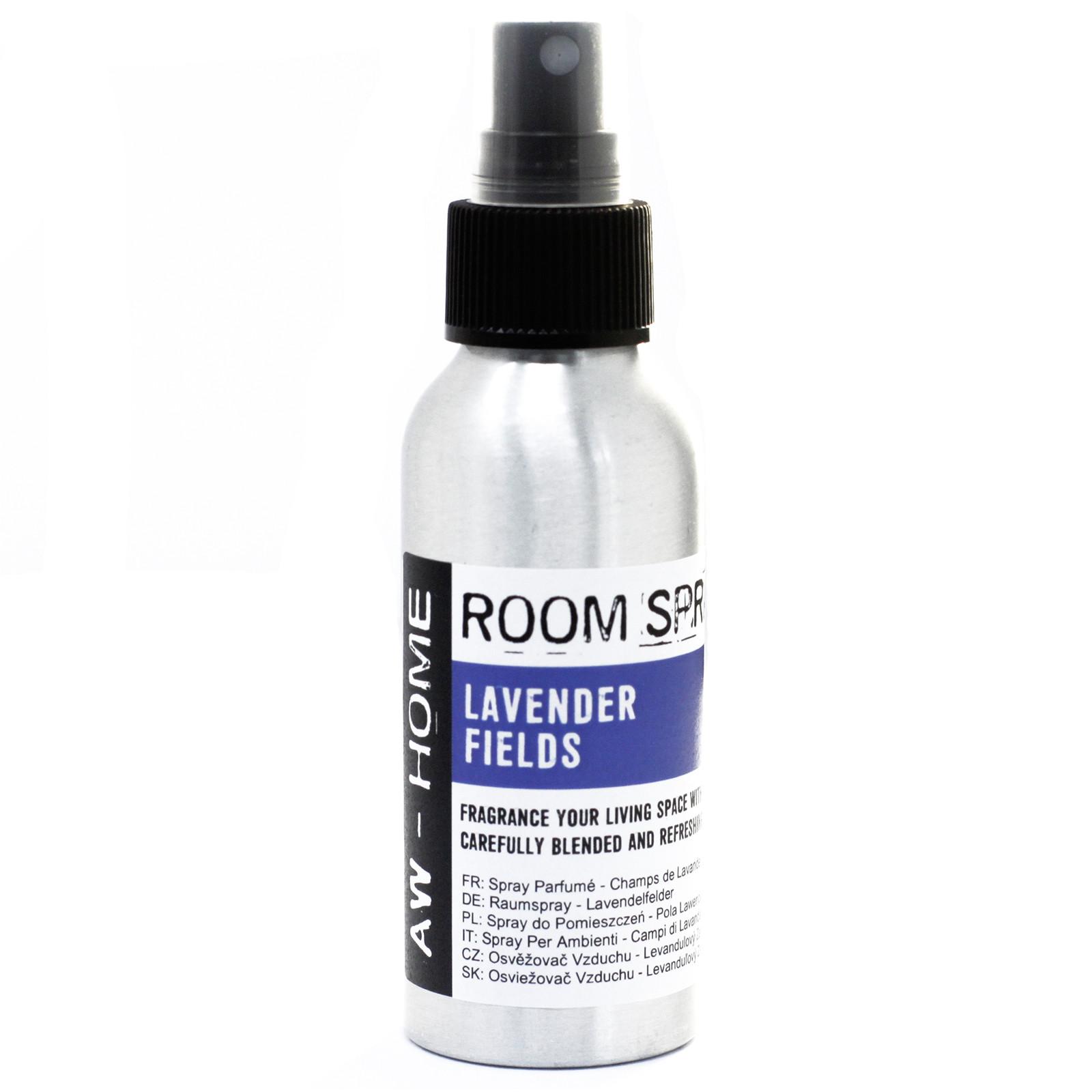 100ml Room Spray Lavender Fields