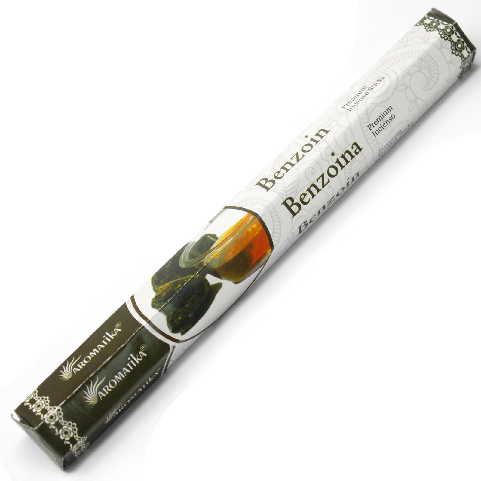 Aromatica Premium Incense Benzoin