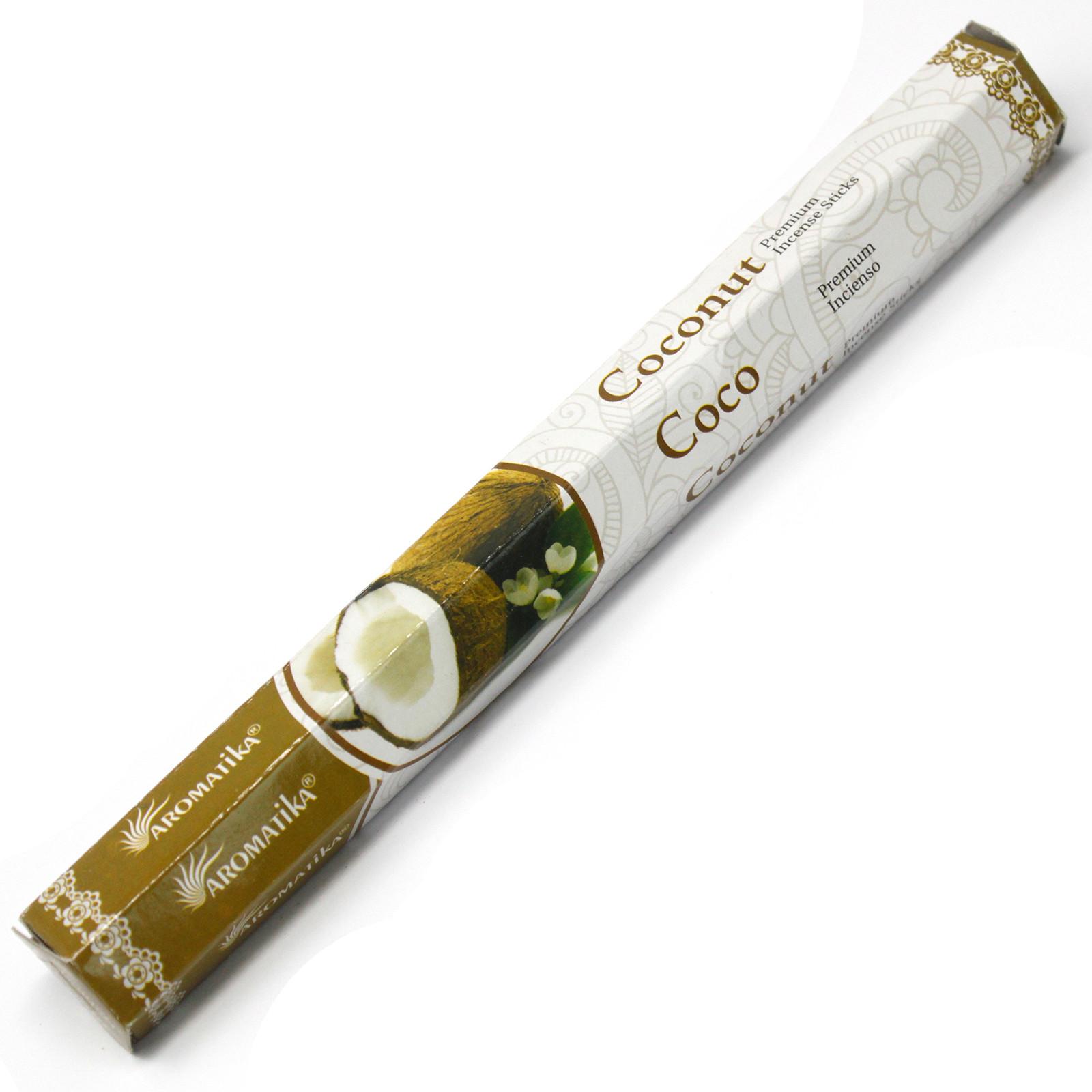 Aromatica Premium Incense Coconut