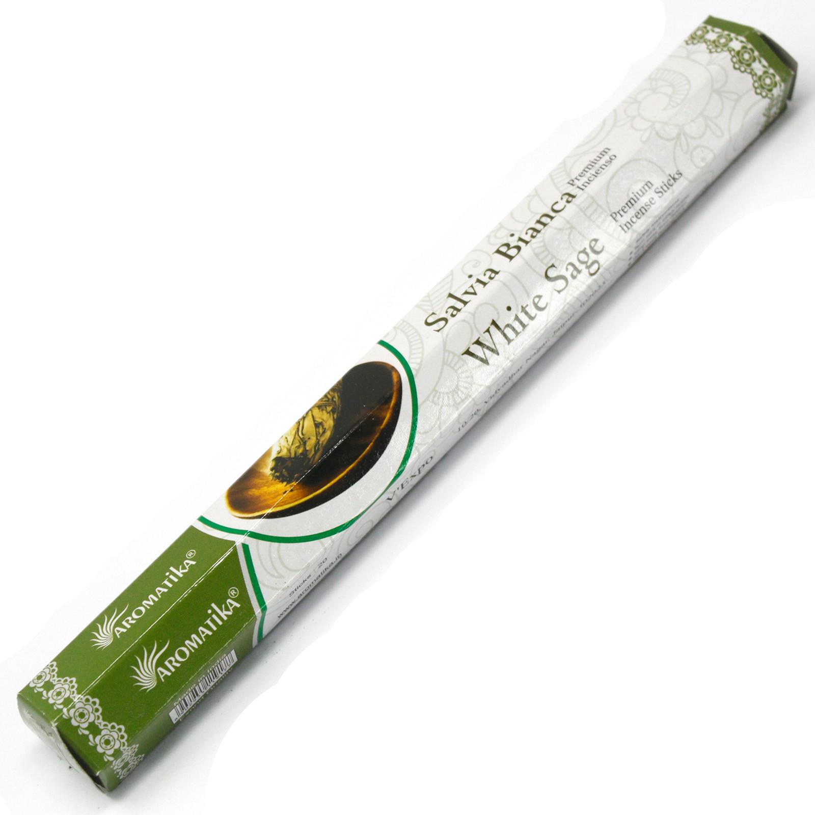 Aromatica Premium Incense White Sage