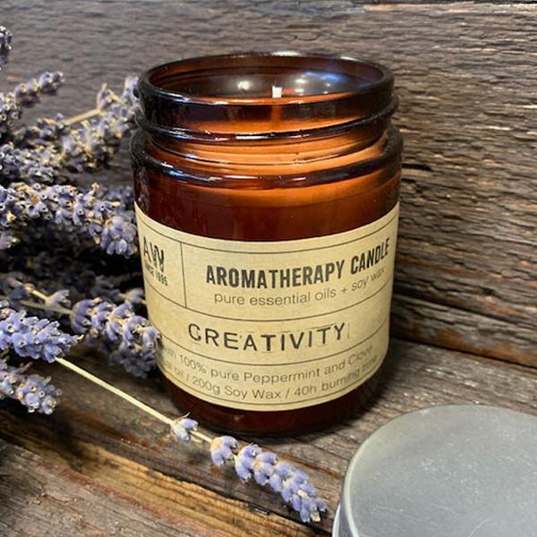 Aromatherapy Candle Creativity